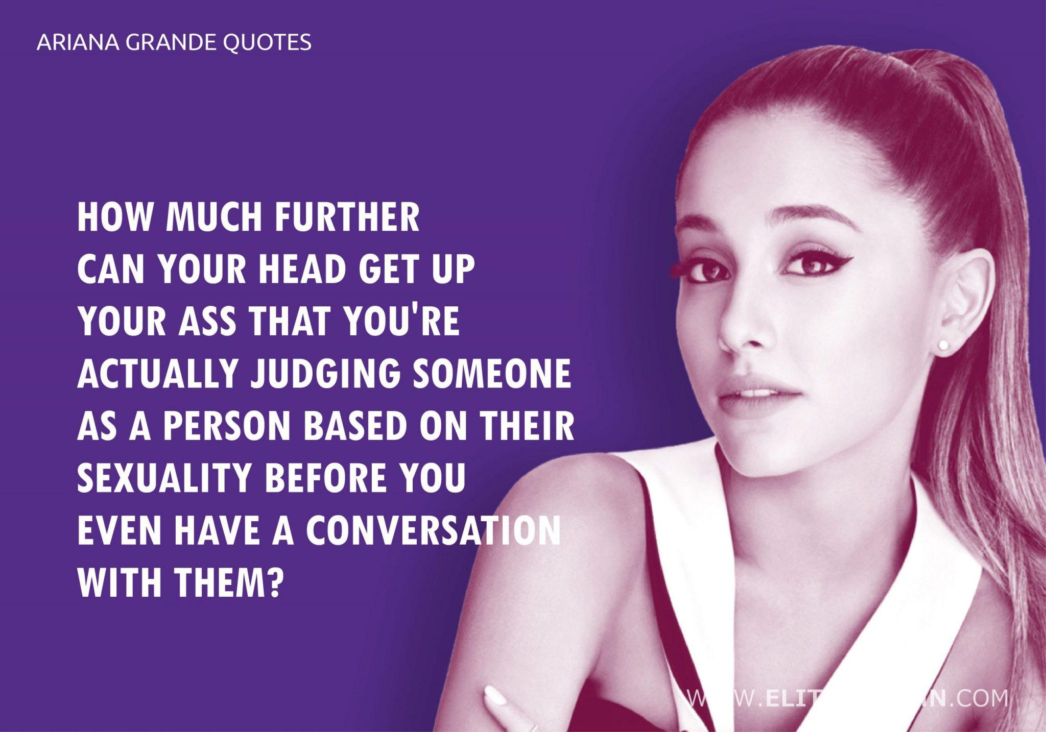 Ariana Grande Quotes (11)