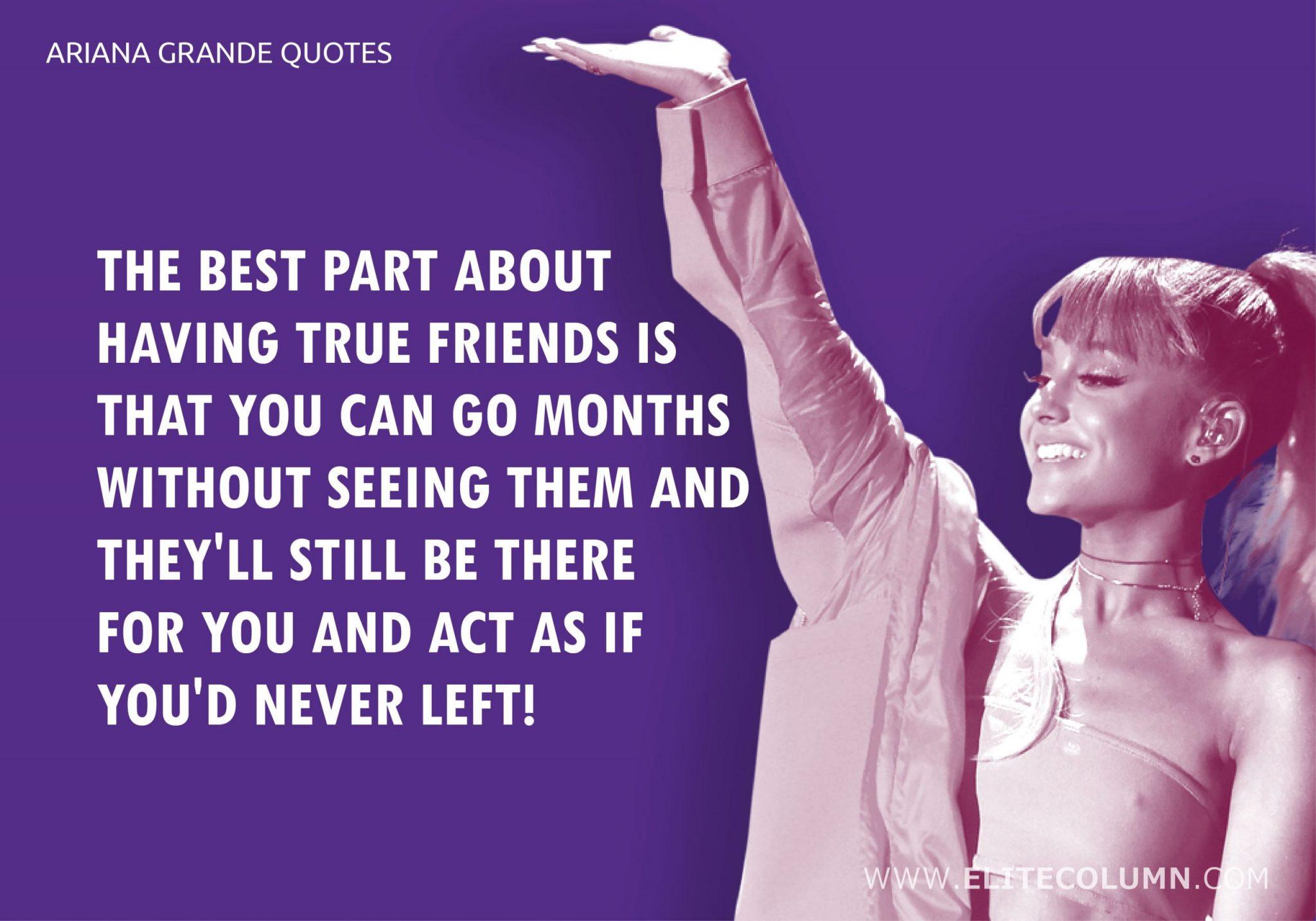 Ariana Grande Quotes (7)