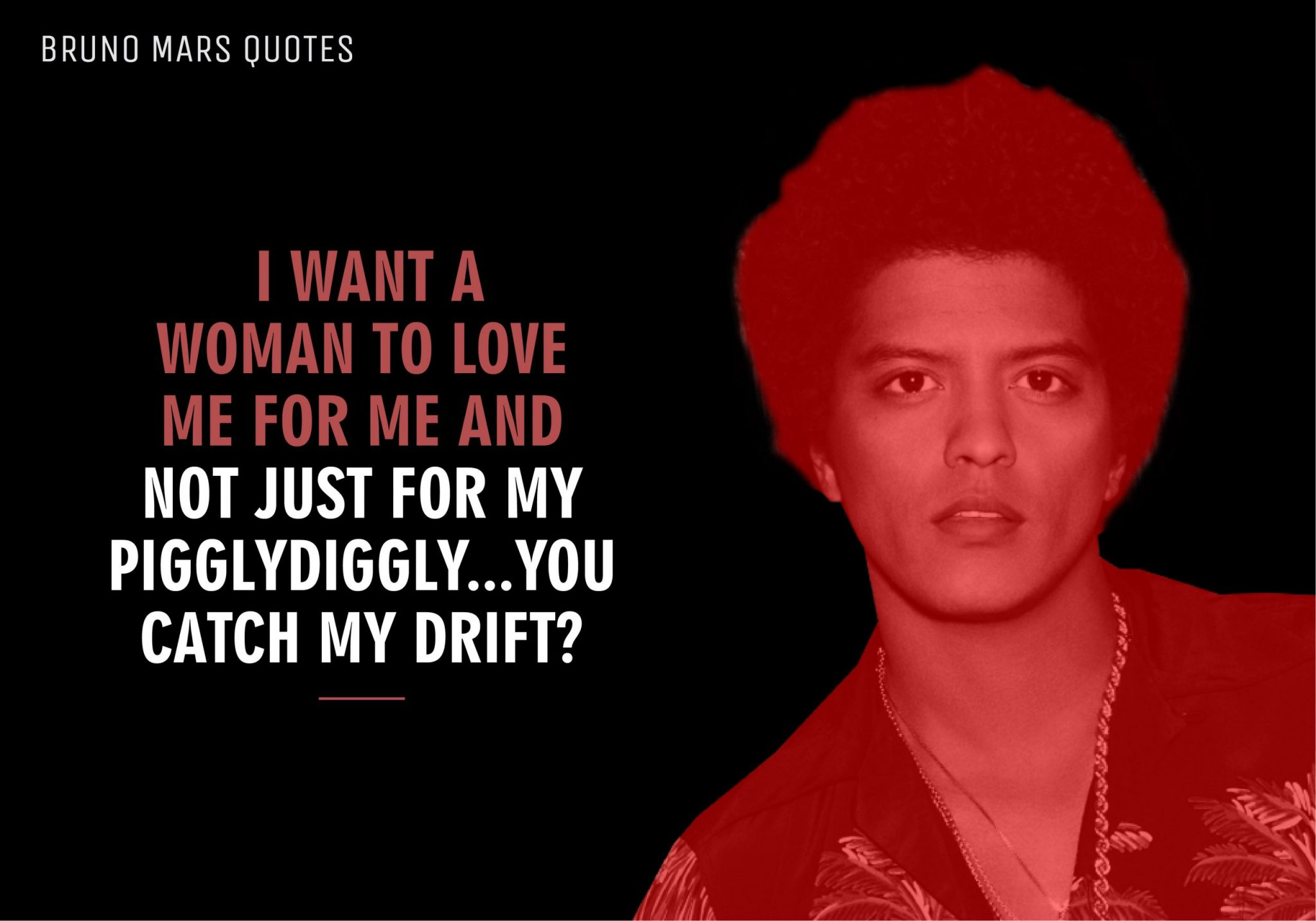 Bruno Mars Quotes (6)