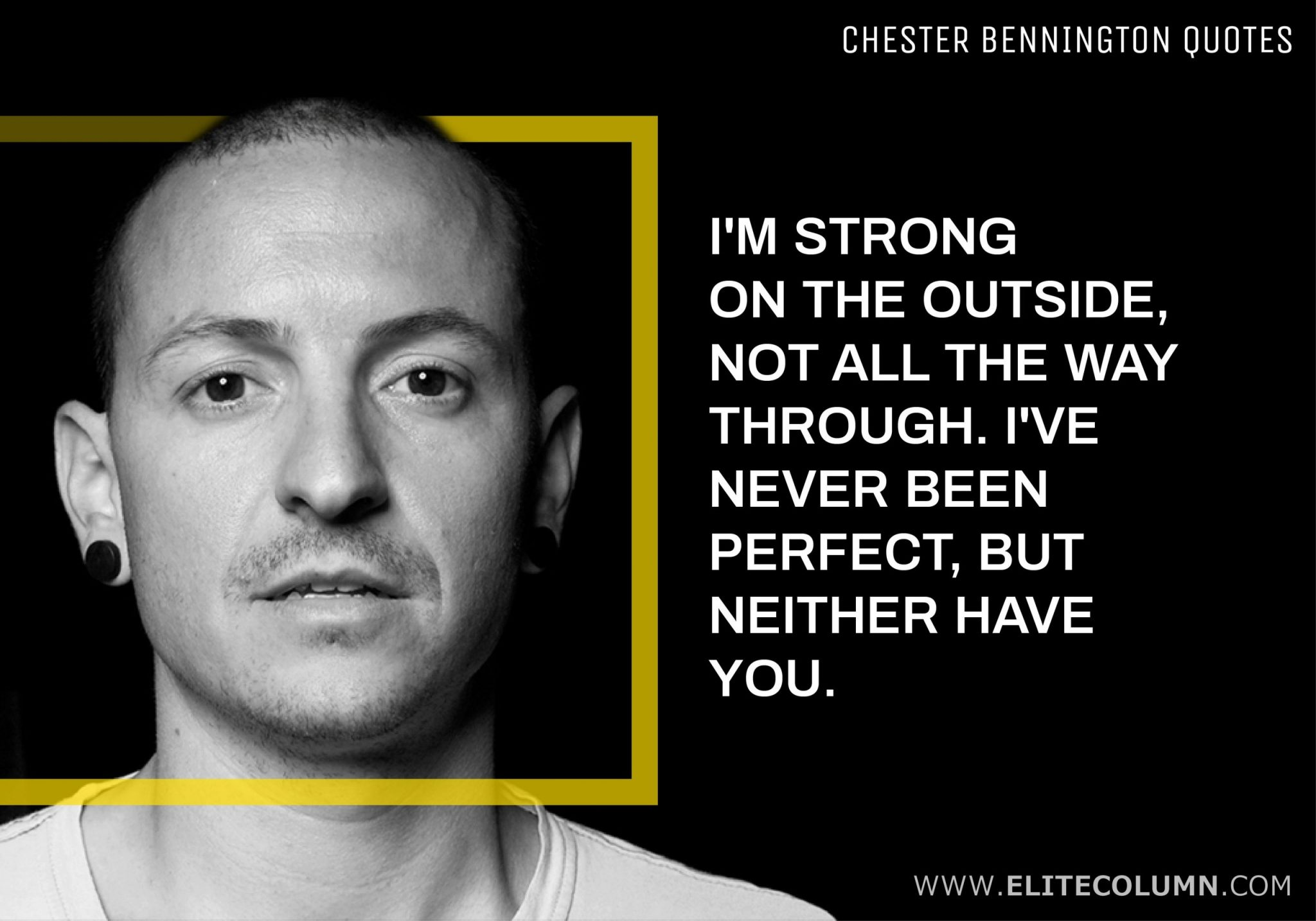 Chester Bennington Quotes (1)