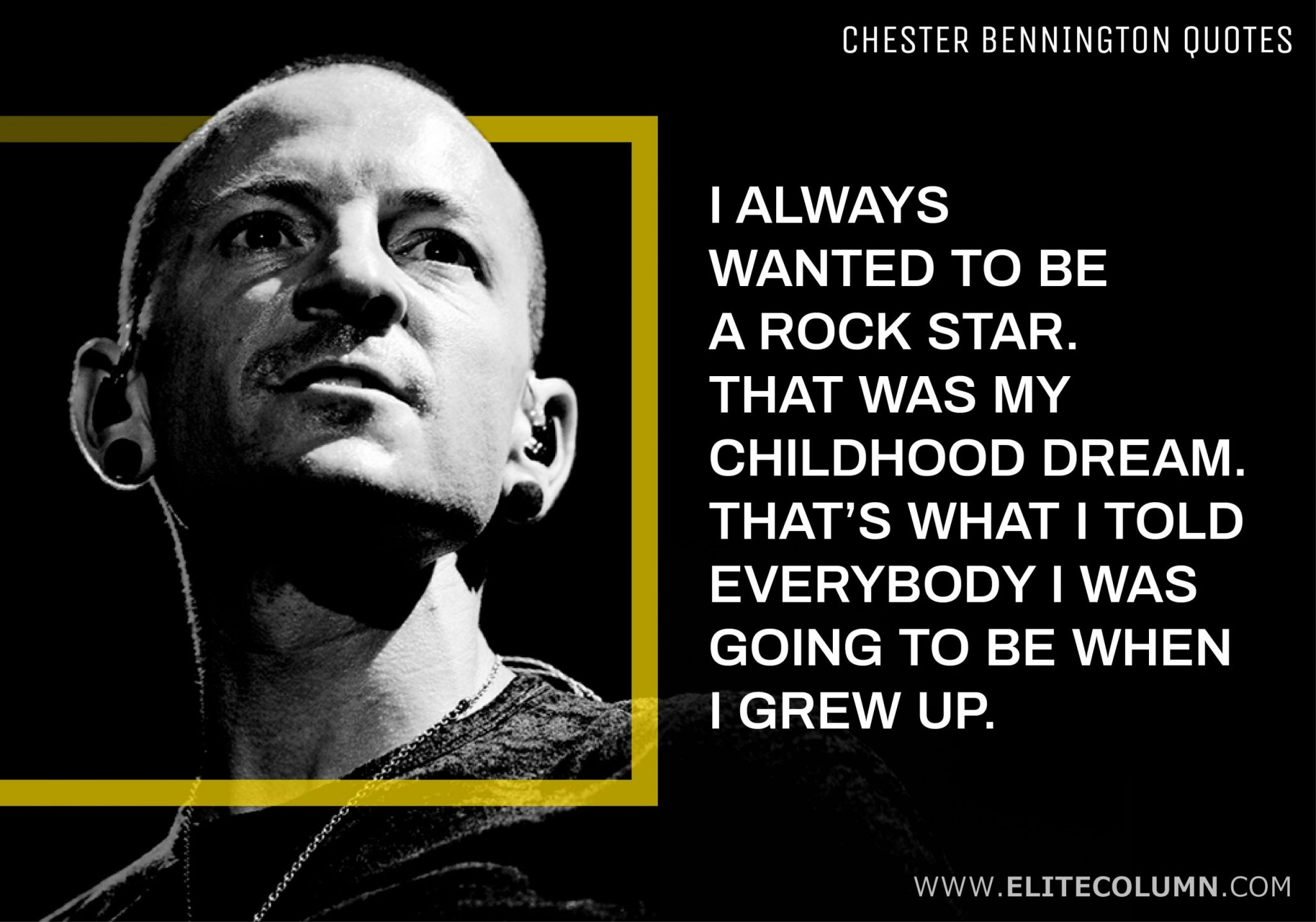 Chester Bennington Quotes (10)