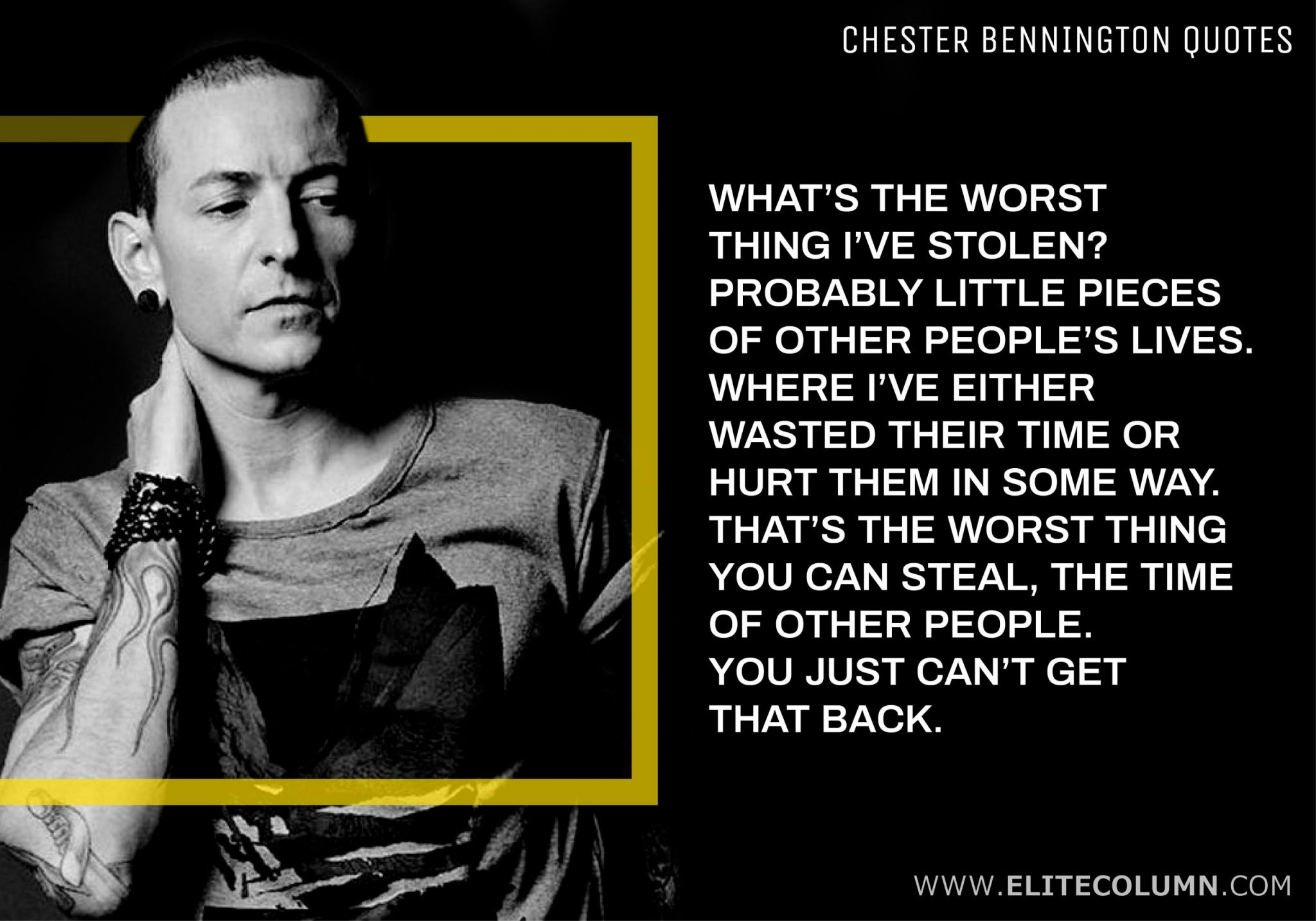 Chester Bennington Quotes (2)