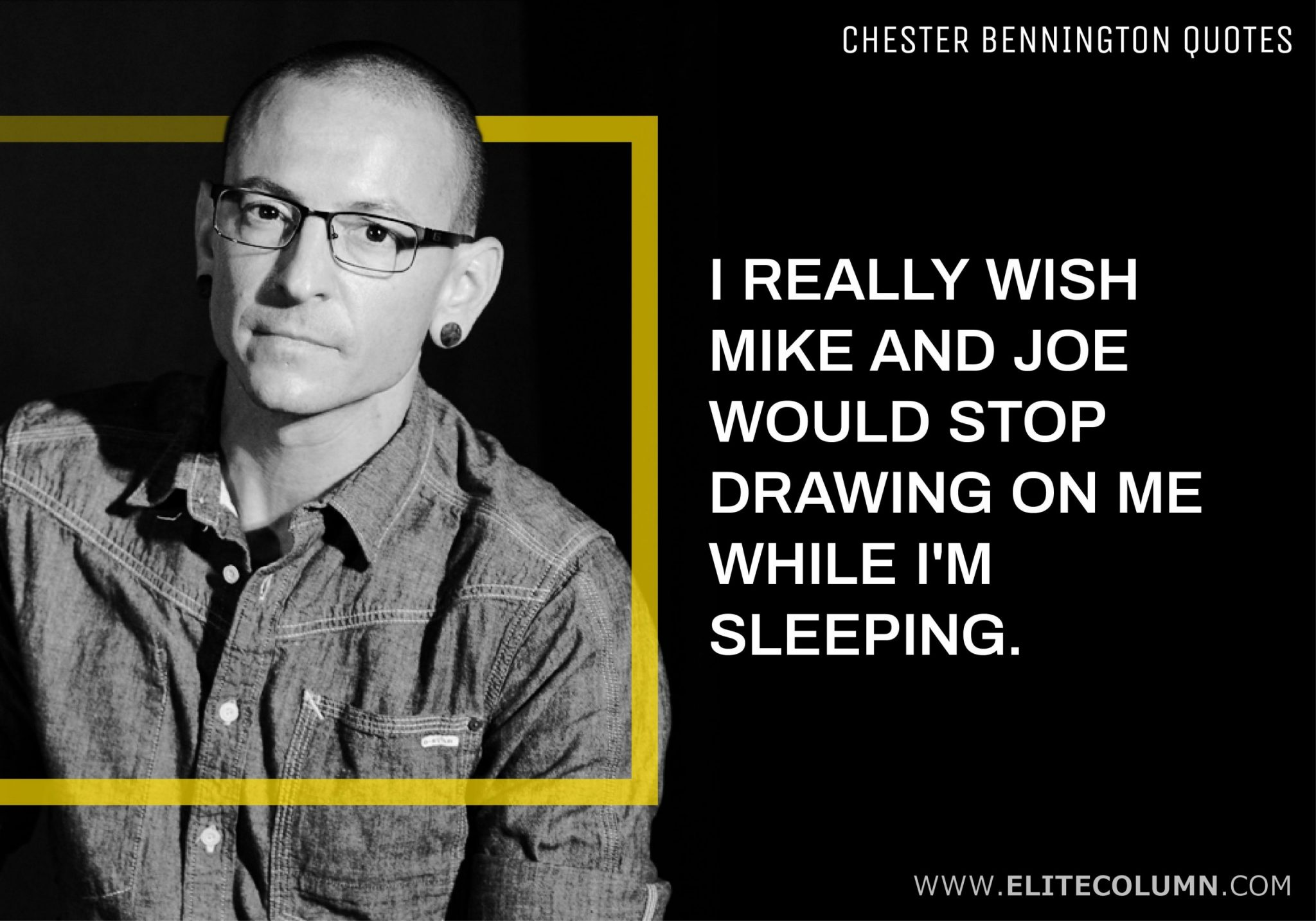 Chester Bennington Quotes (3)
