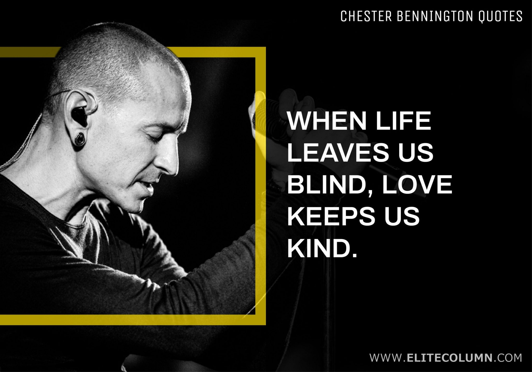 Chester Bennington Quotes (5)