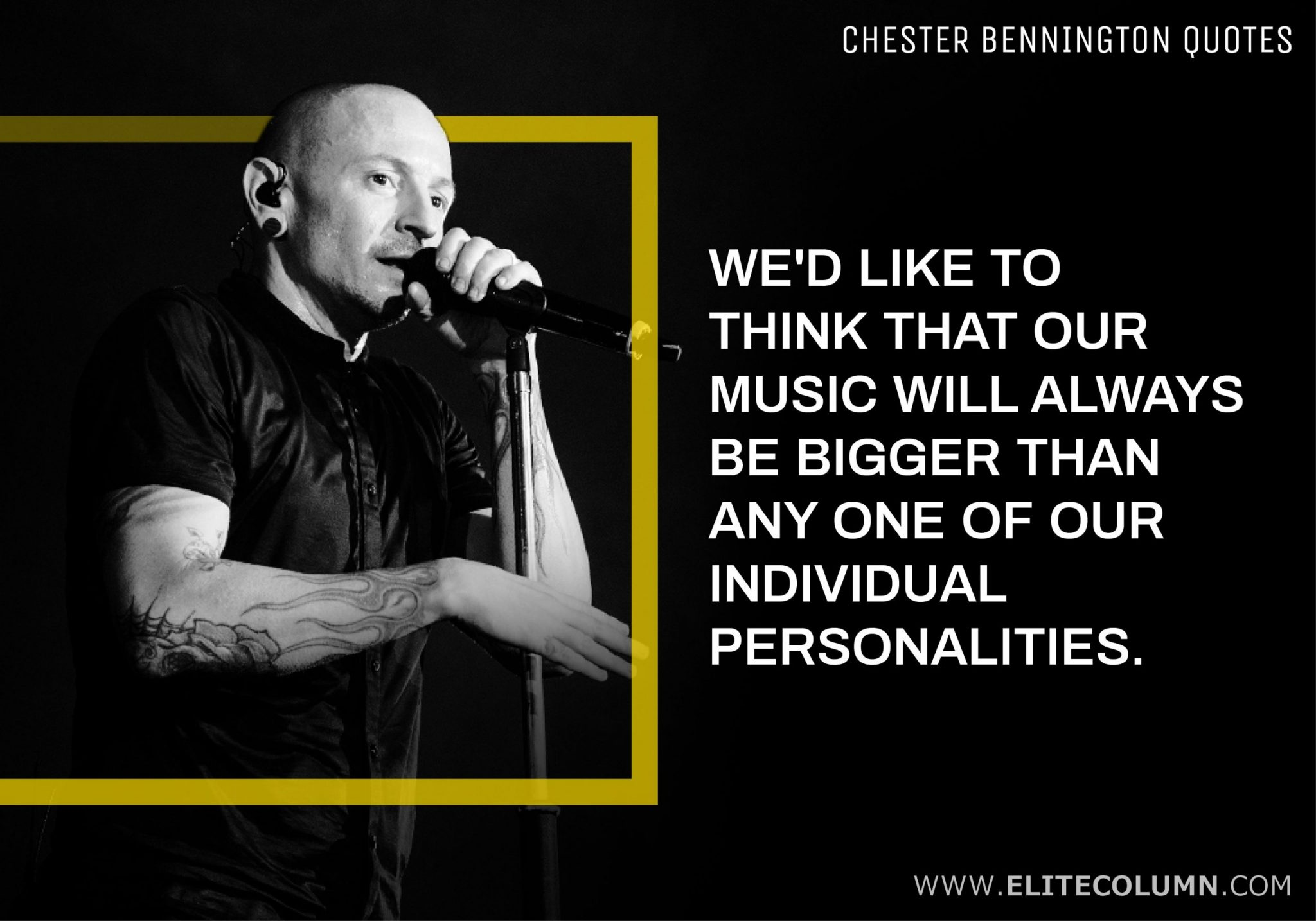 Chester Bennington Quotes (6)