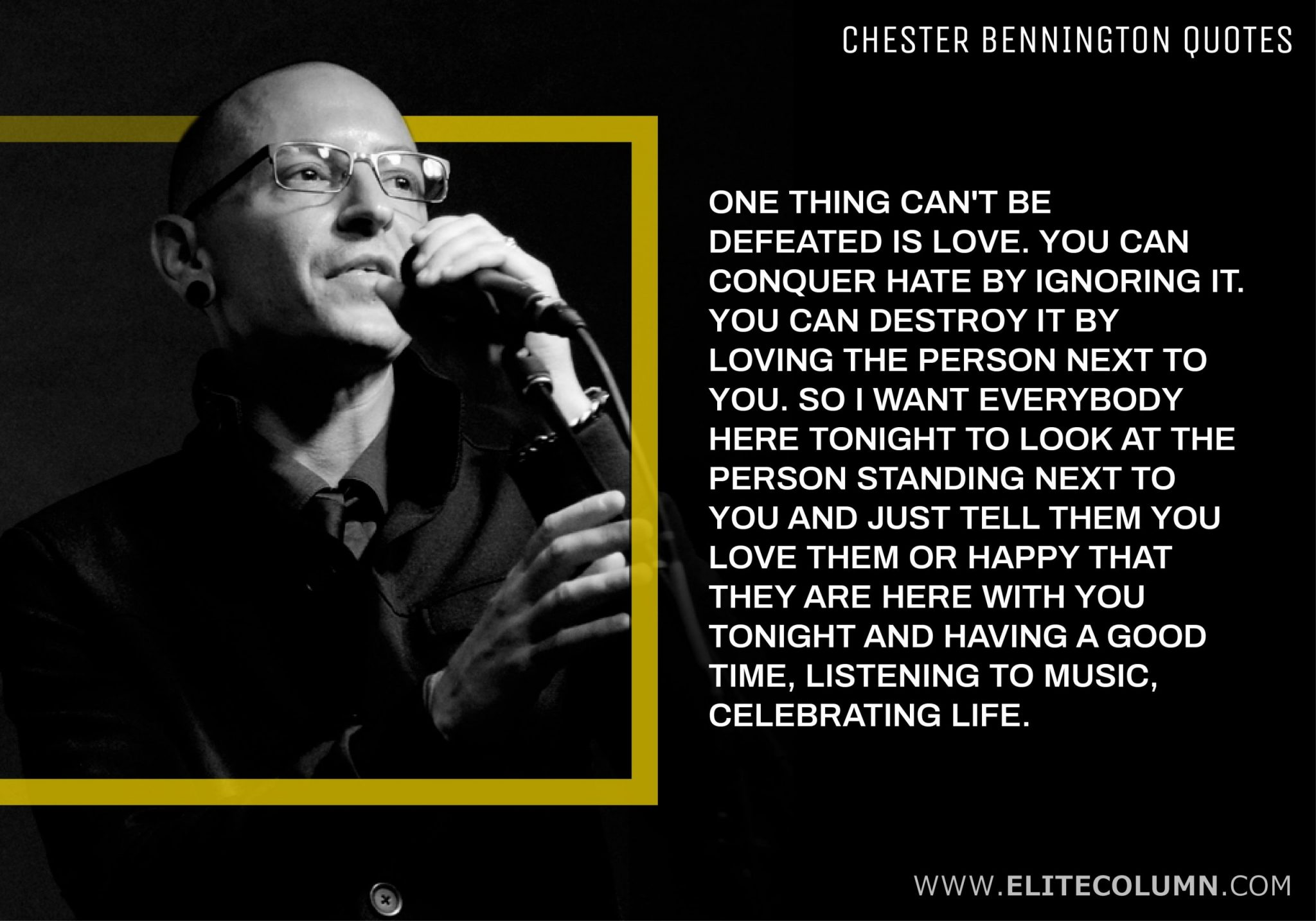 Chester Bennington Quotes (7)