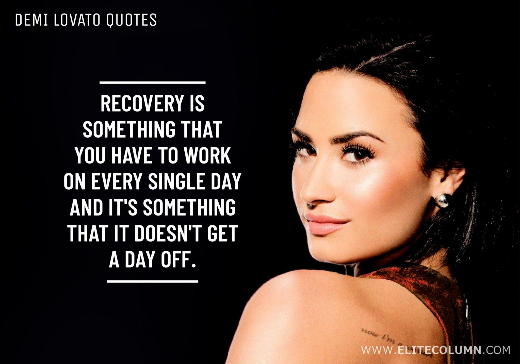 Demi Lovato Quotes (3)