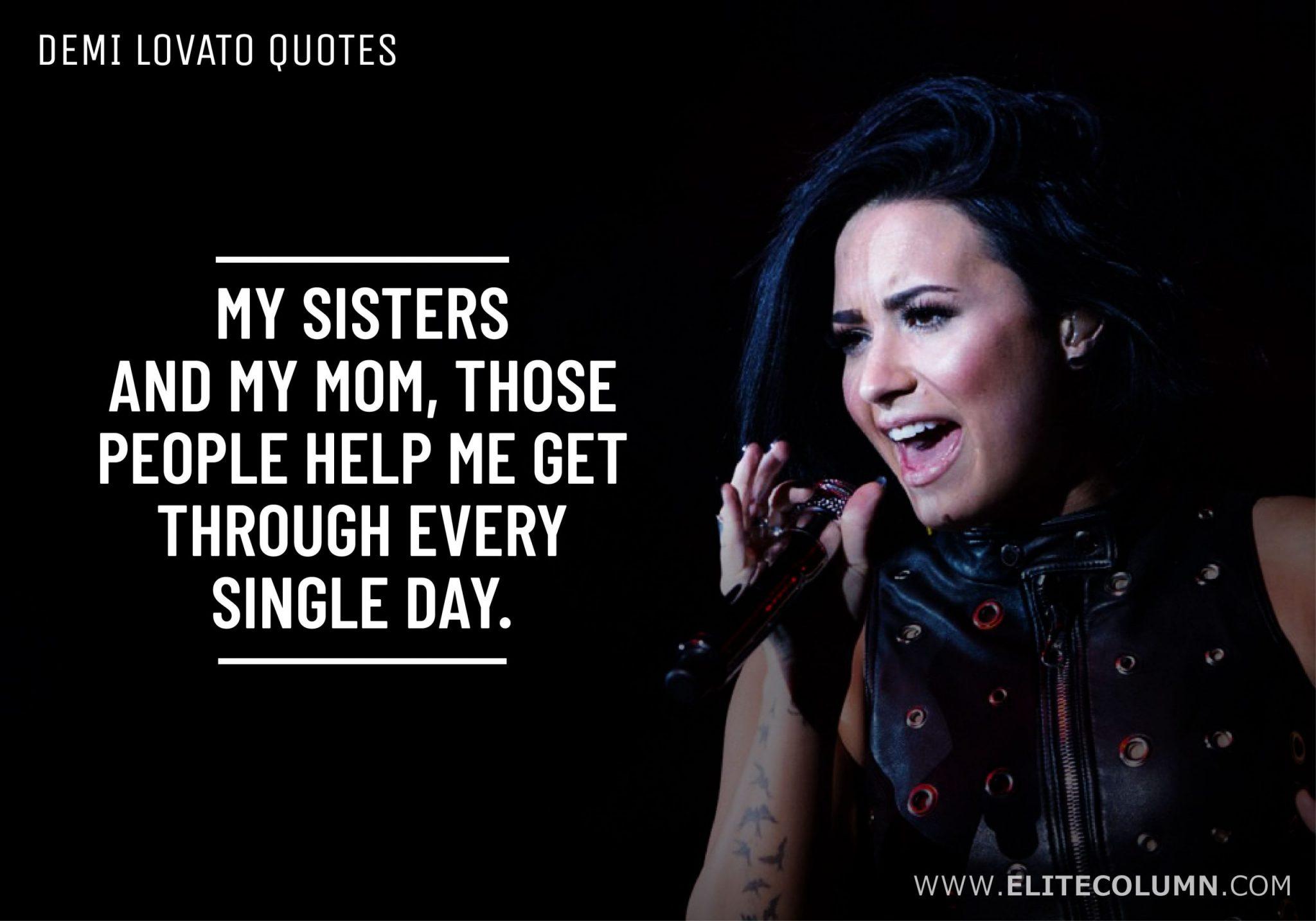 Demi Lovato Quotes (6)