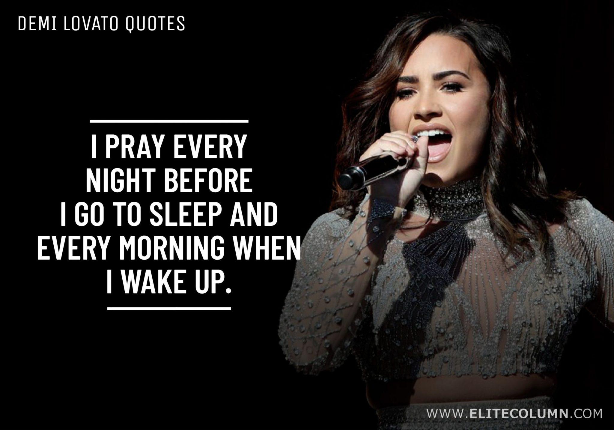 Demi Lovato Quotes (8)