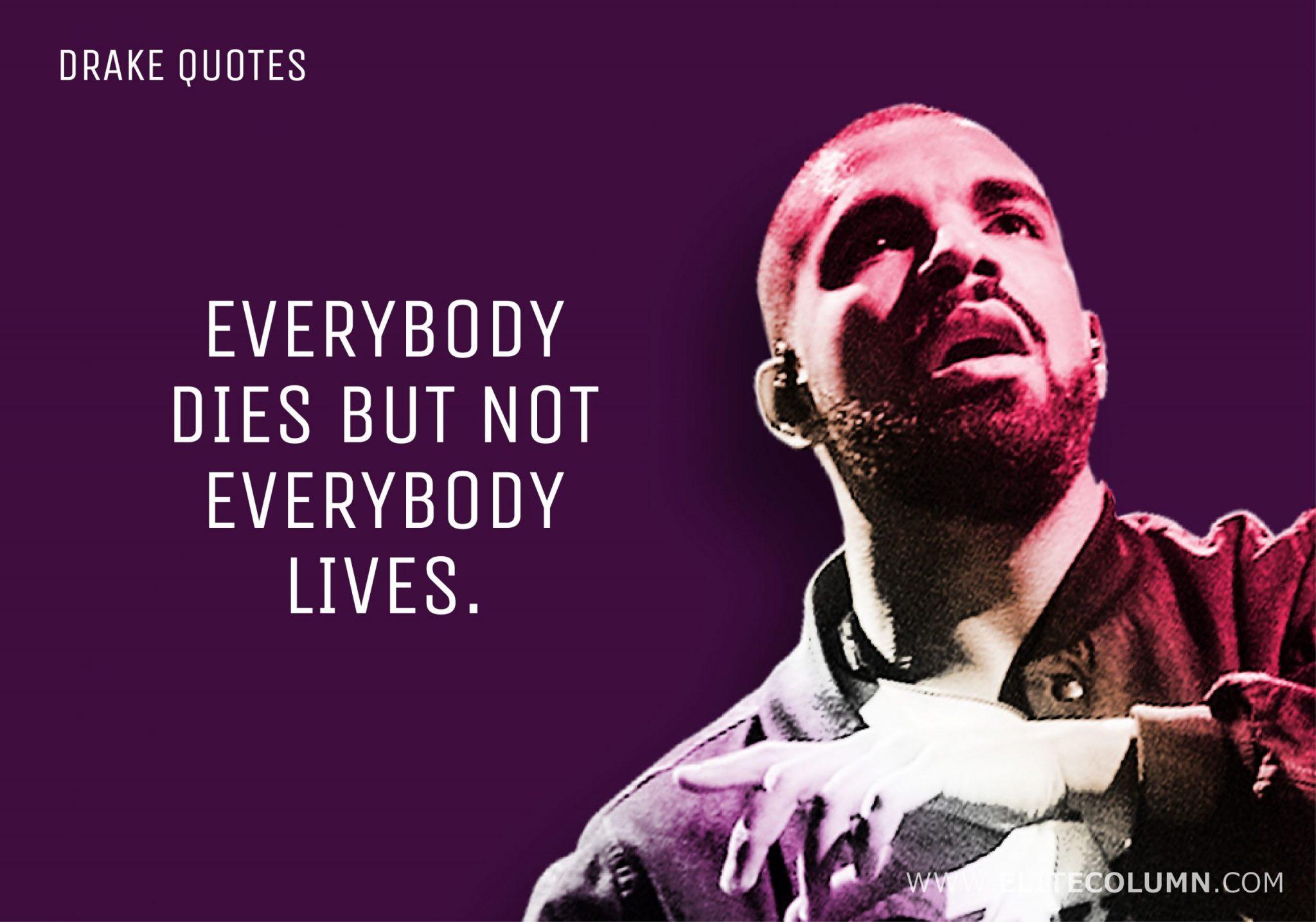 Drake Quotes (3)