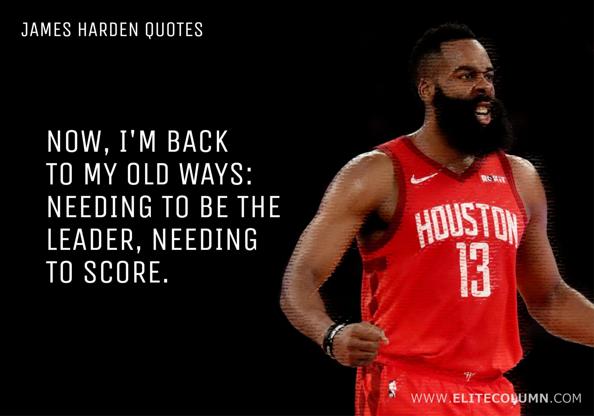 James Harden Quotes (10)