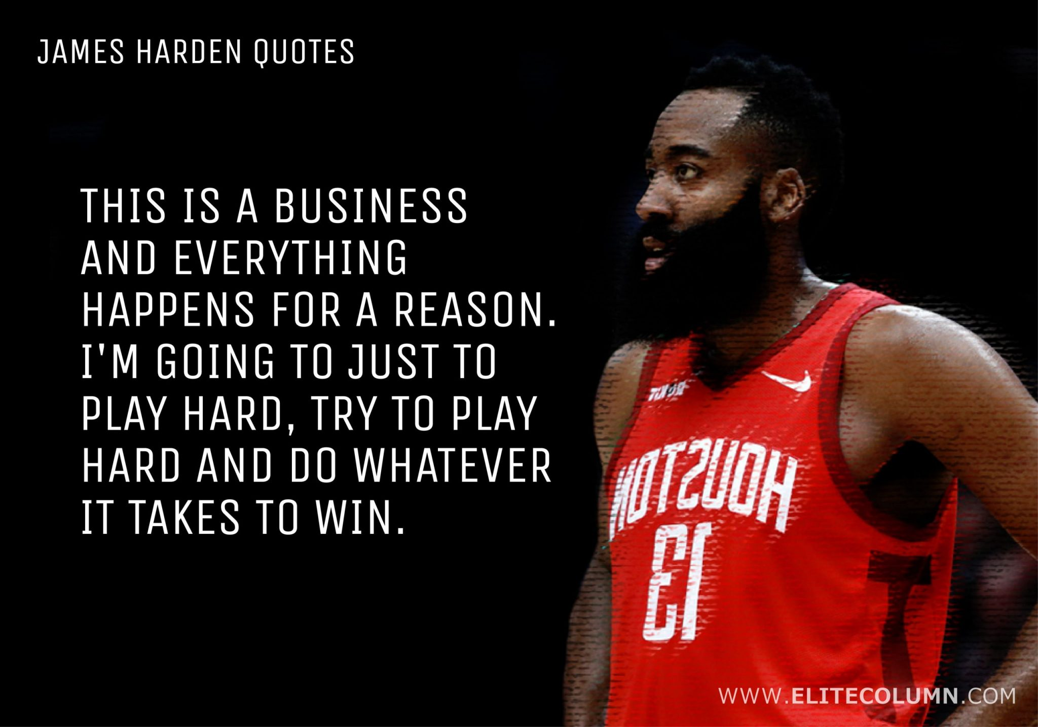 James Harden Quotes (14)