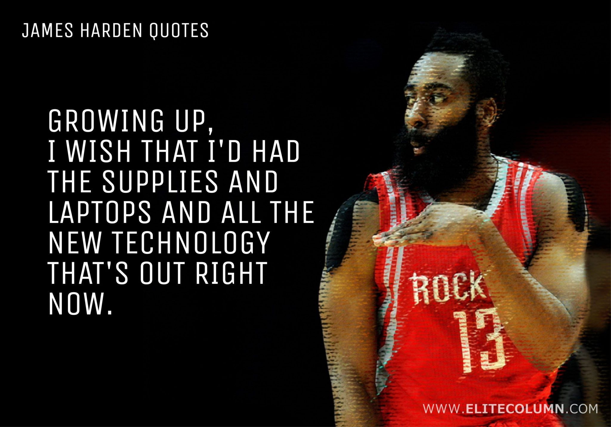 James Harden Quotes (3)