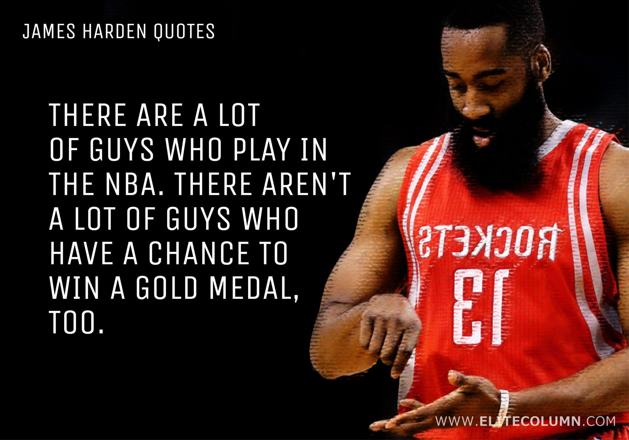 James Harden Quotes (5)