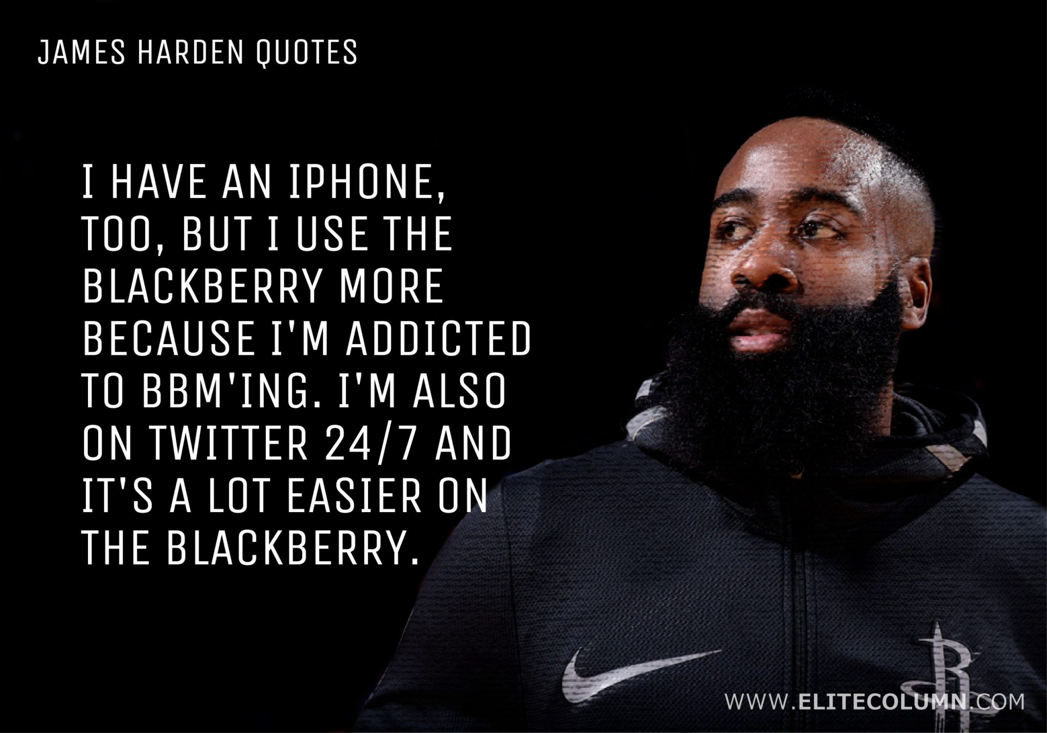 James Harden Quotes (7)