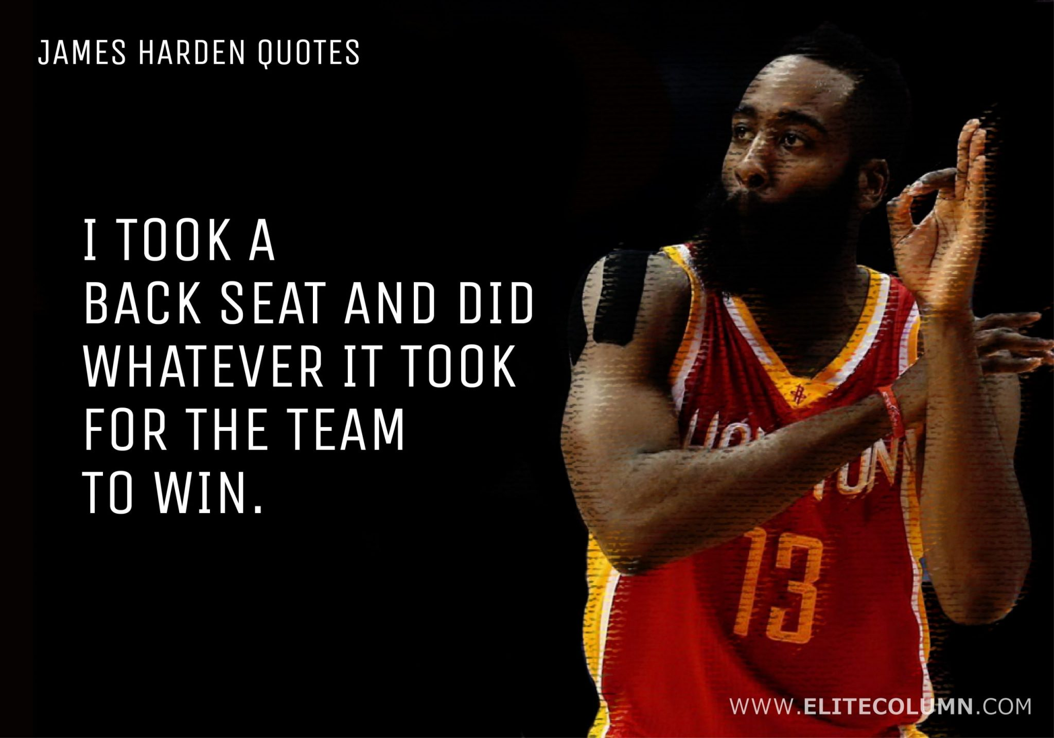James Harden Quotes (9)