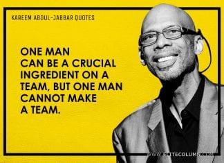 Kareem Abdul-Jabbar Quotes (11)