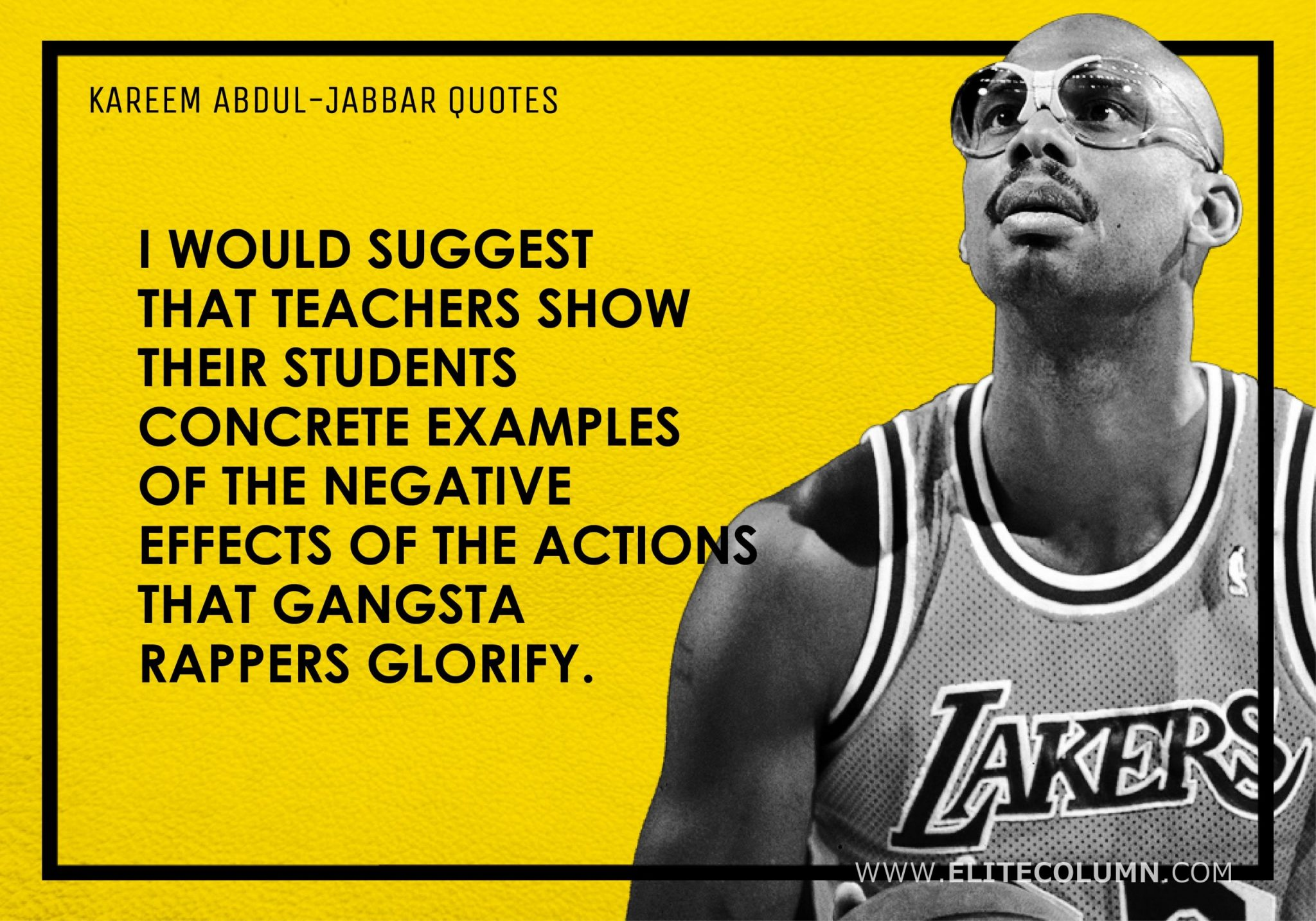 Kareem Abdul-Jabbar Quotes (8)