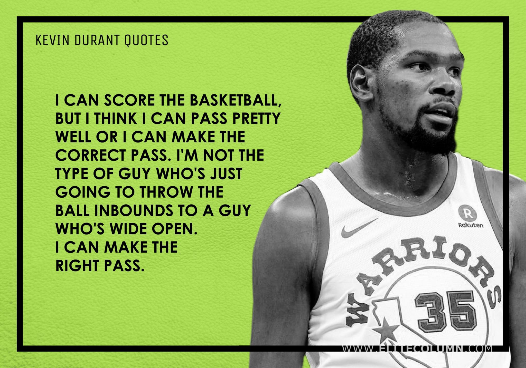 Kevin Durant Quotes (11)