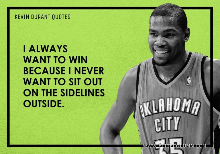 10 Kevin Durant Quotes That Will Inspire You