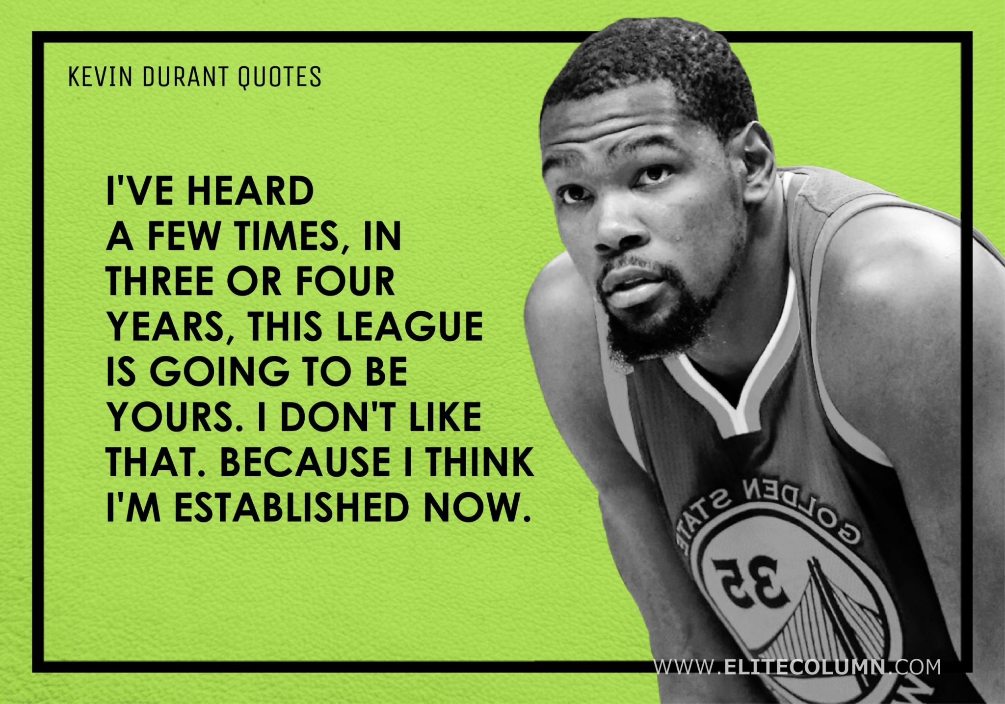 Kevin Durant Quotes (4)