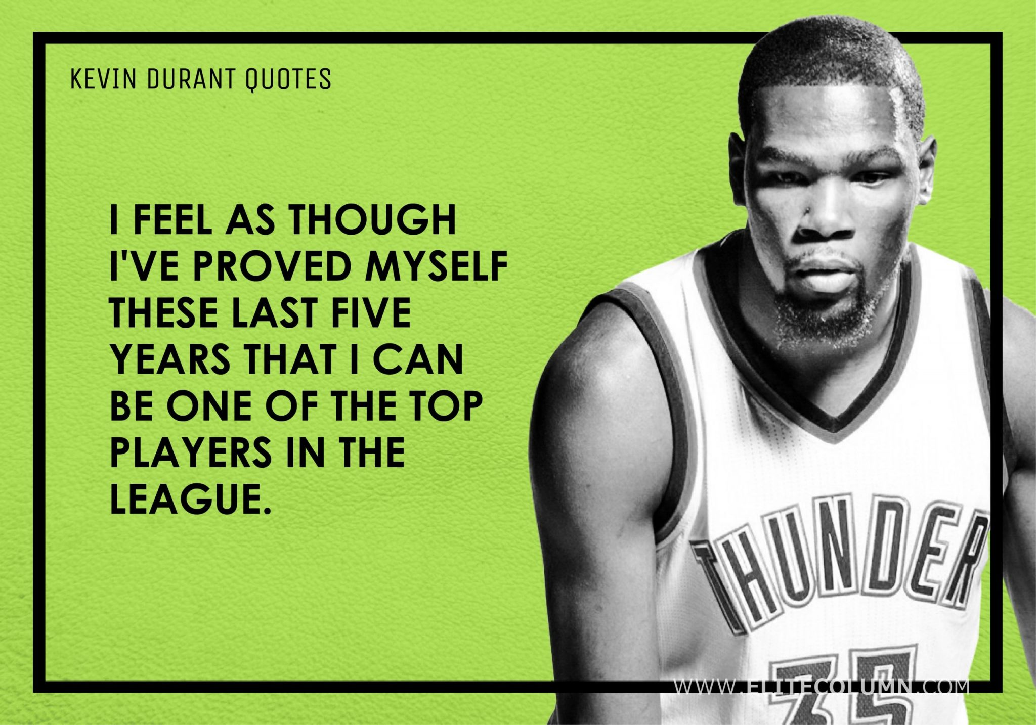 Kevin Durant Quotes (5)