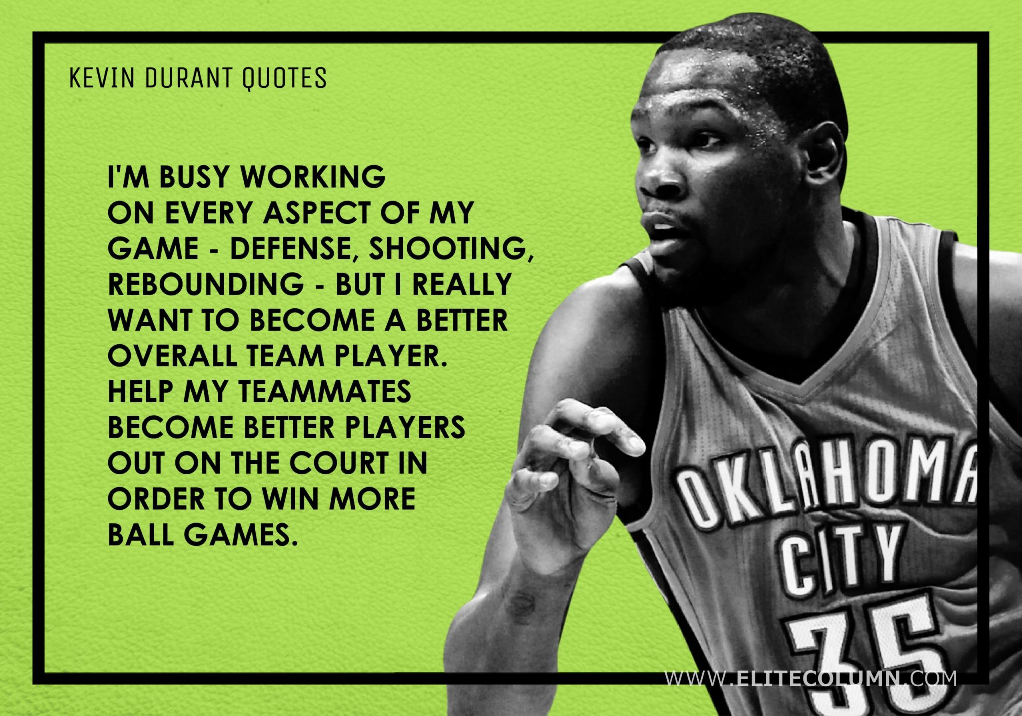 Kevin Durant Quotes (6)