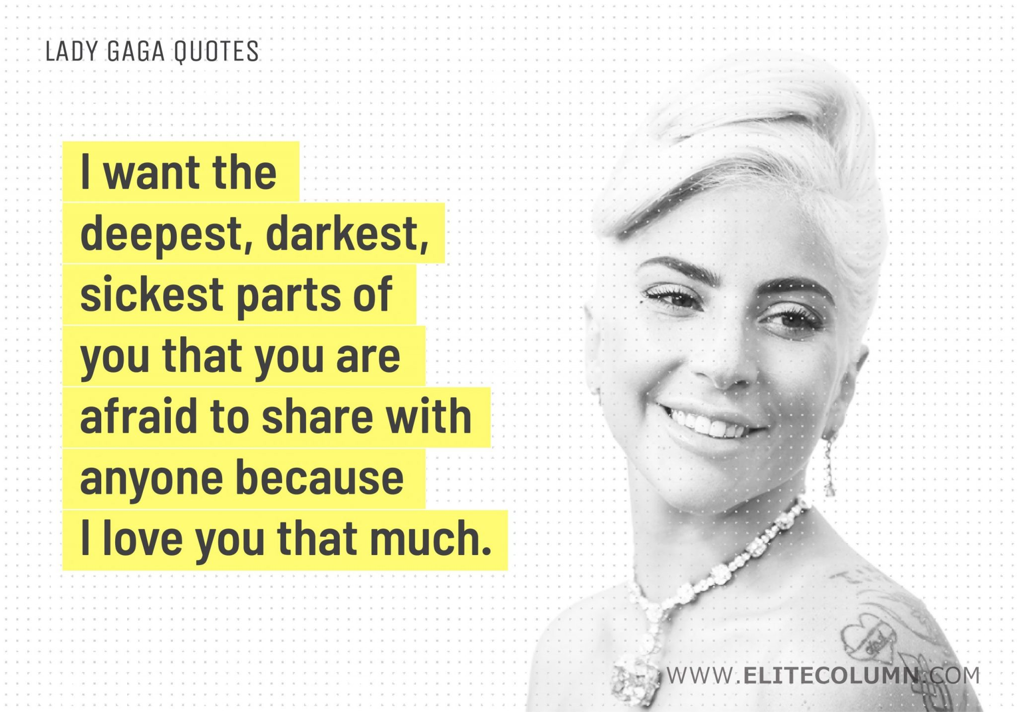 Lady Gaga Quotes (10)
