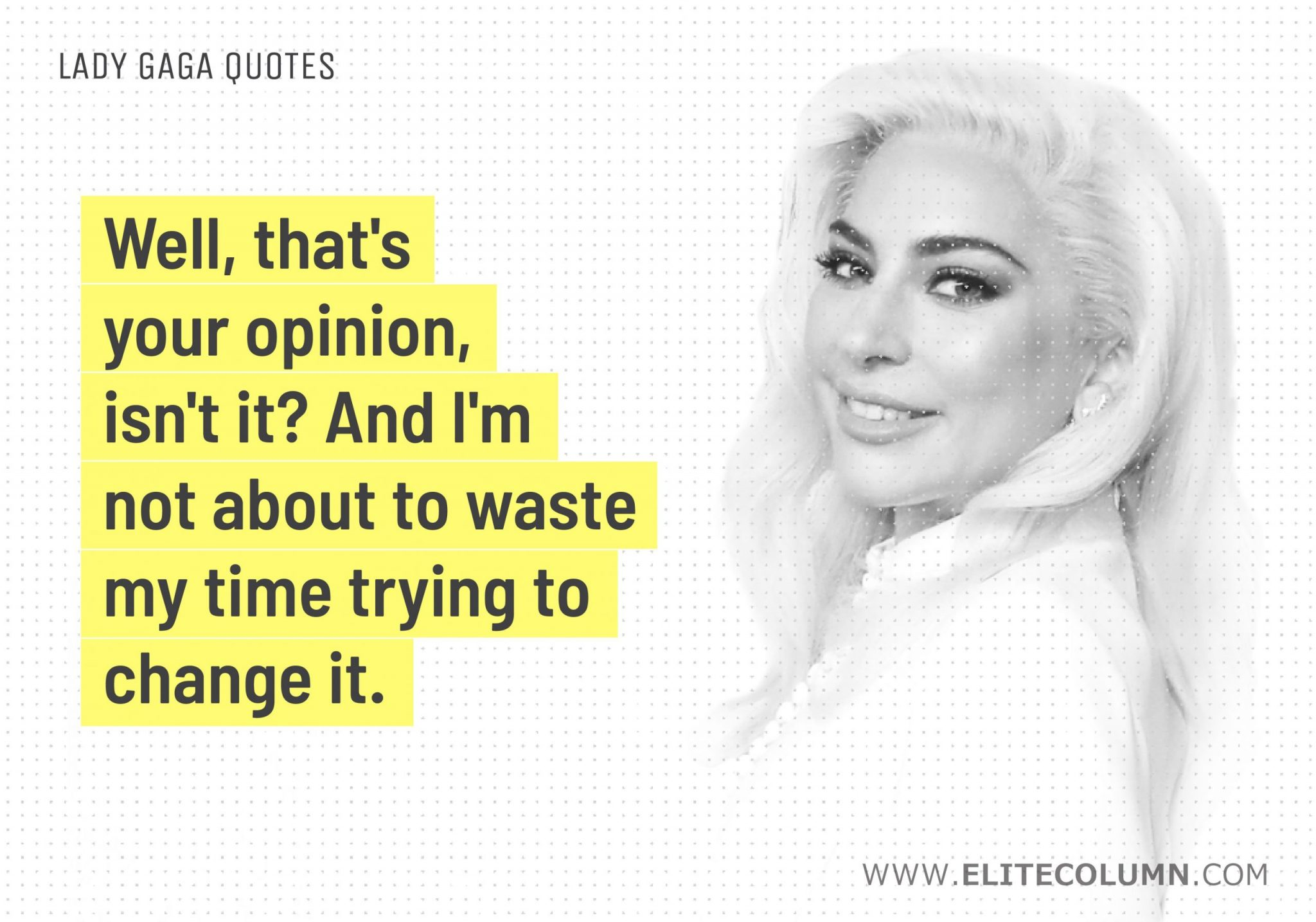 Lady Gaga Quotes (5)