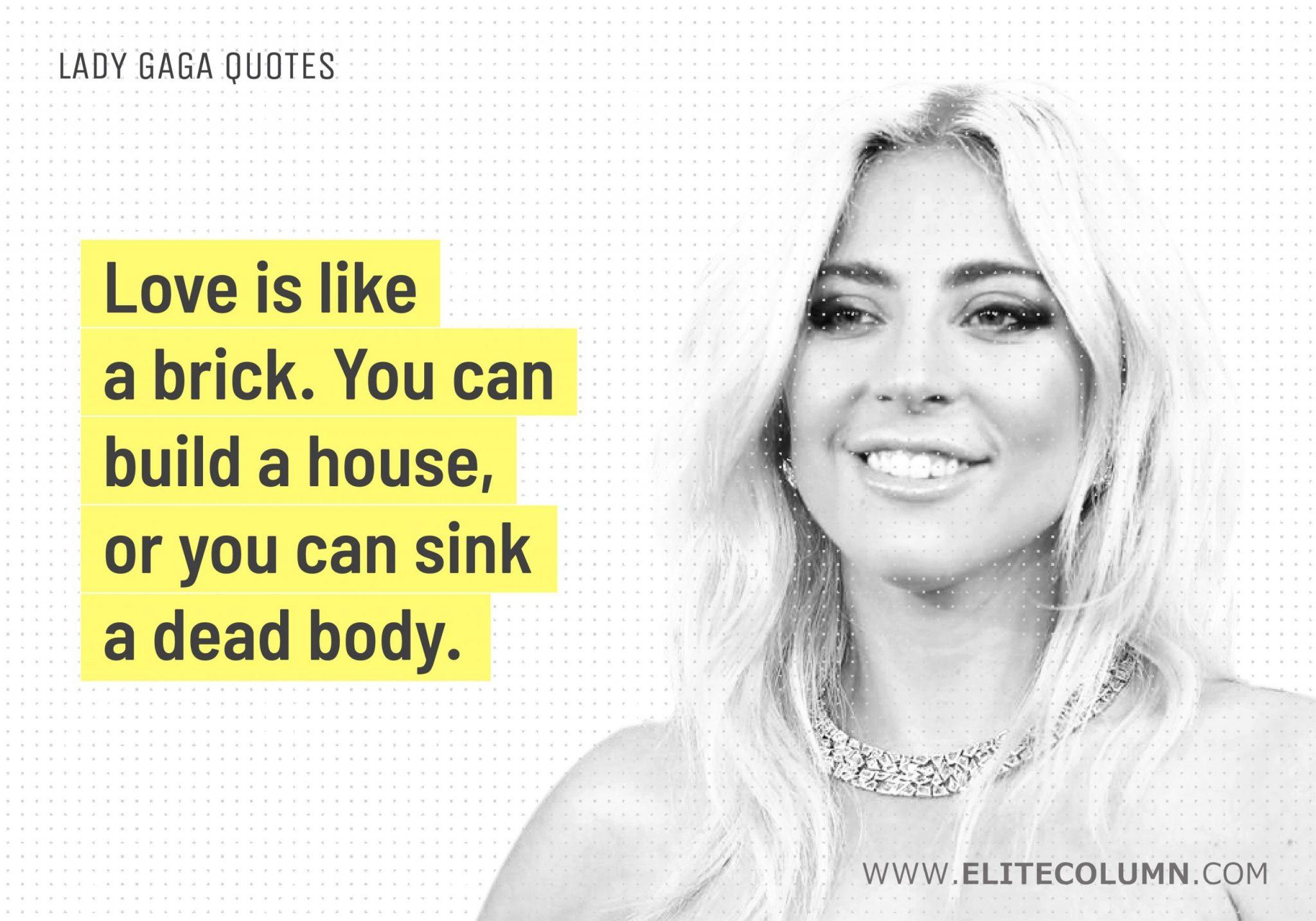 Lady Gaga Quotes (6)