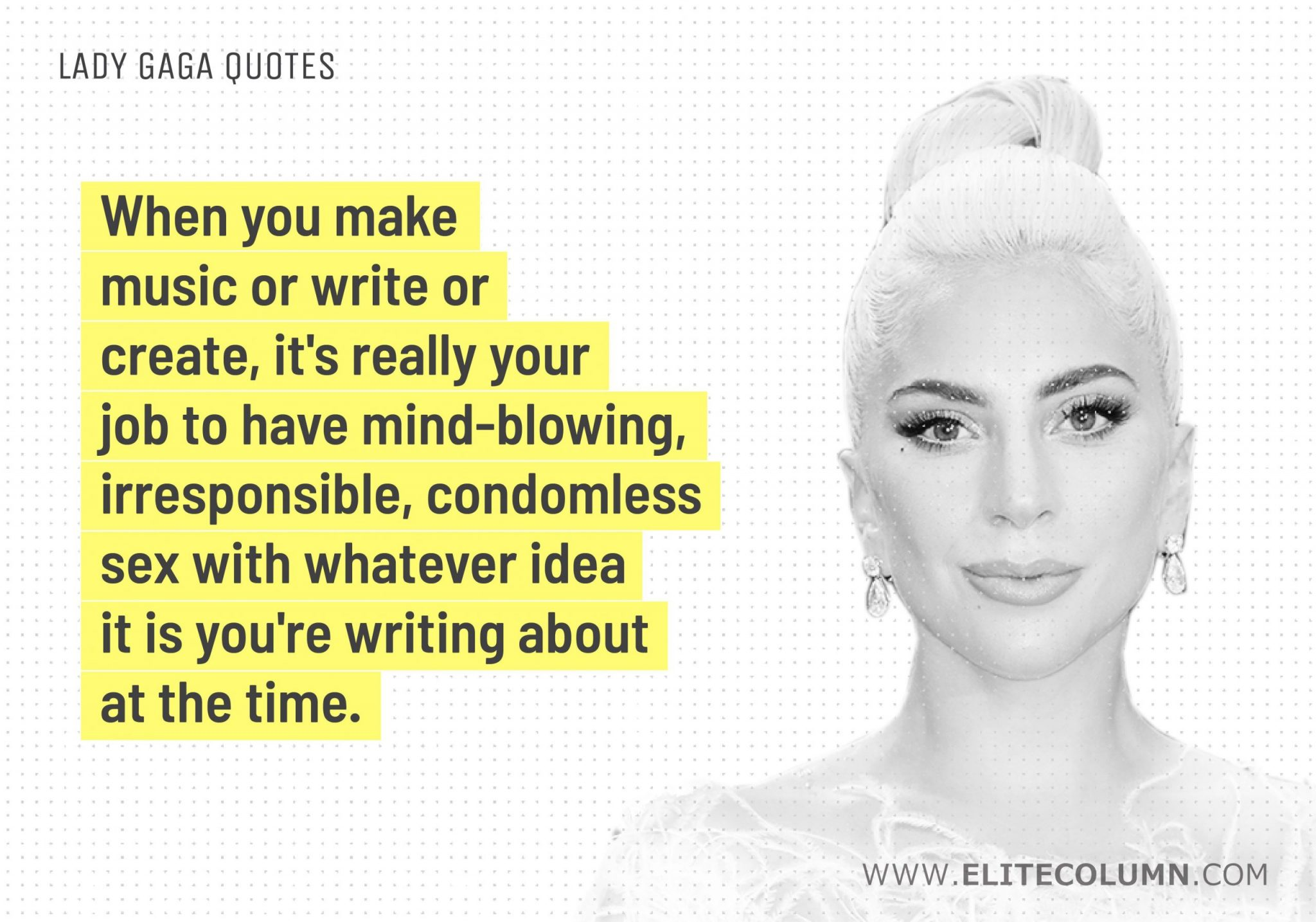 Lady Gaga Quotes (8)