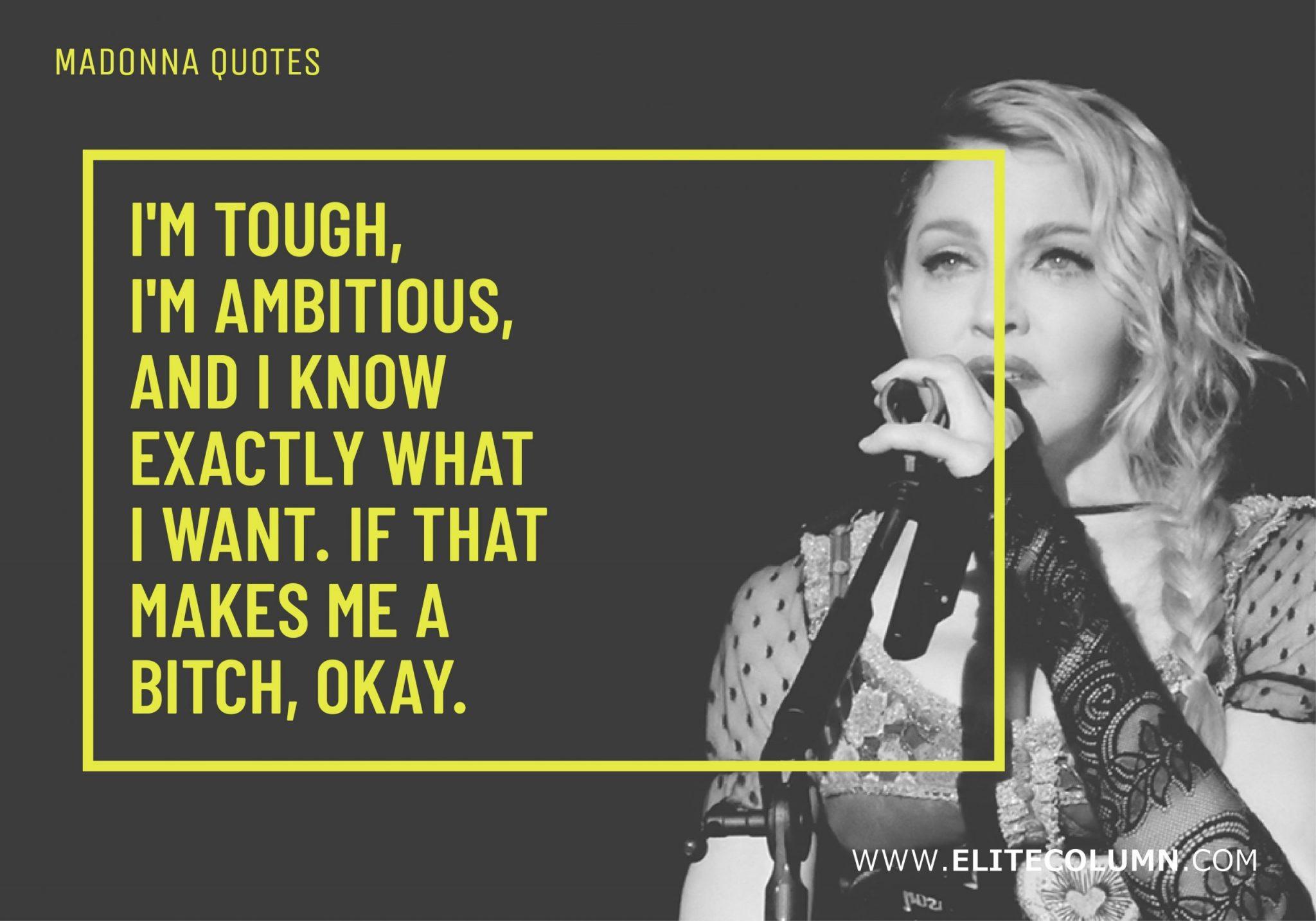 Madonna Quotes (1)