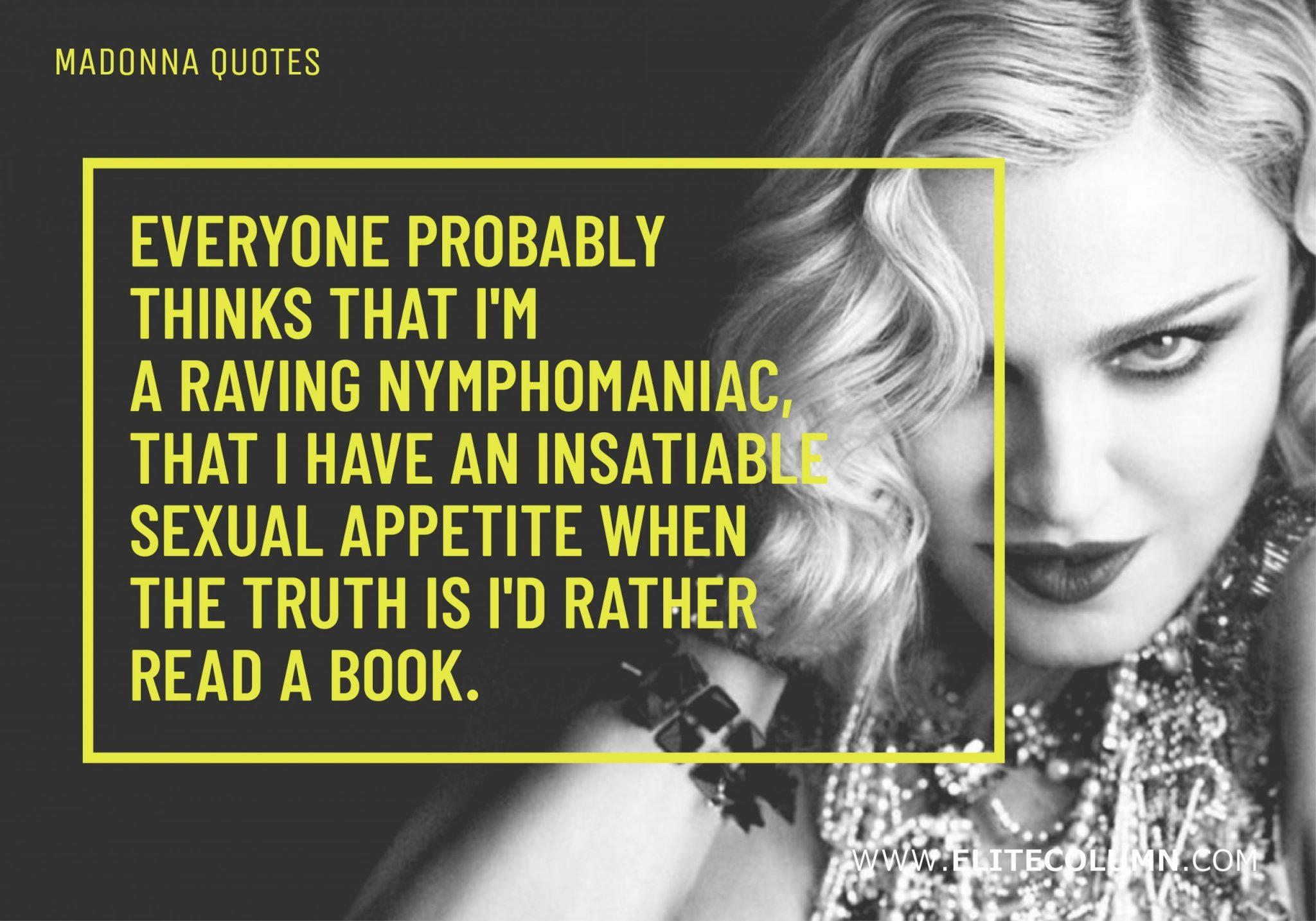 Madonna Quotes (10)