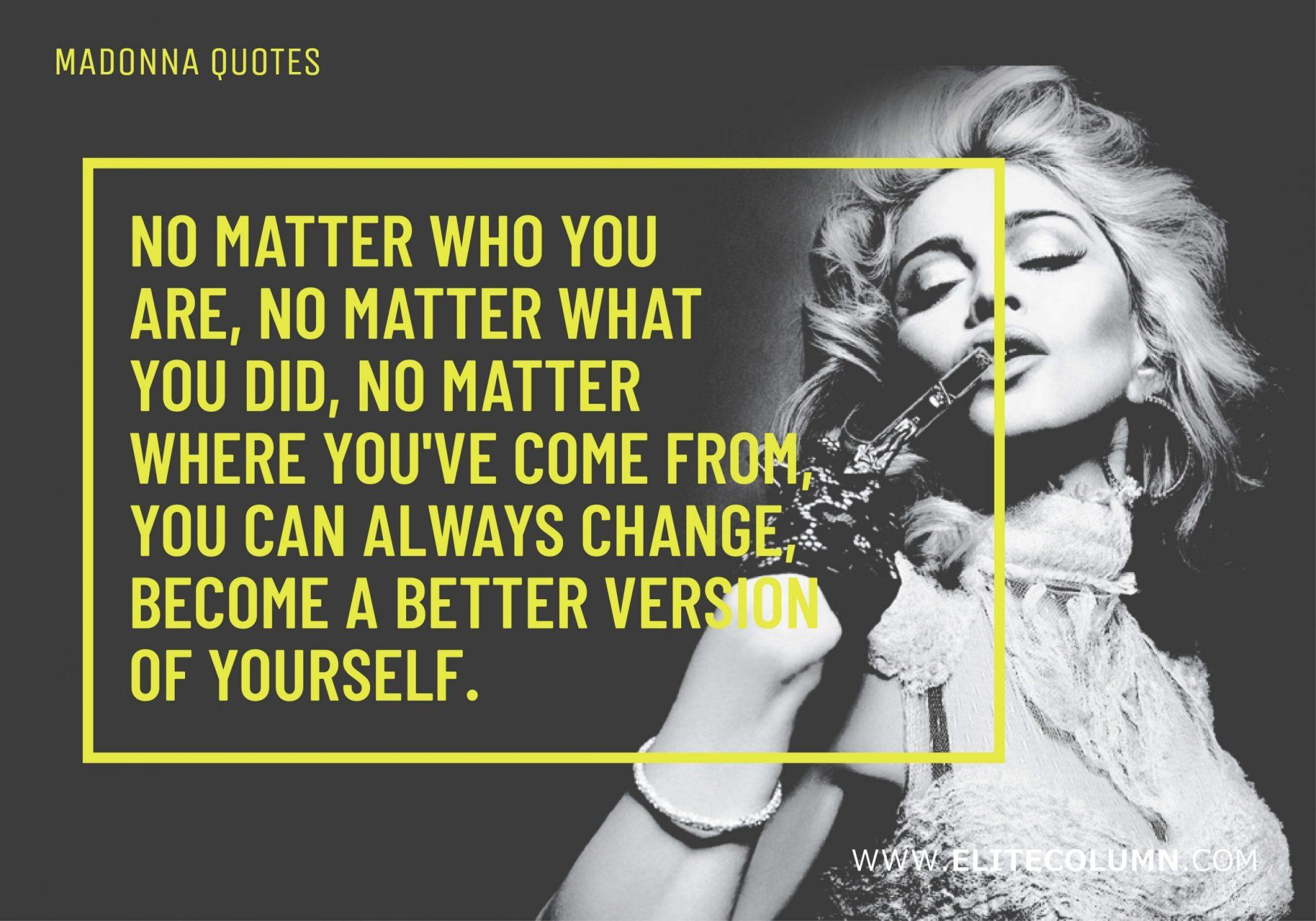 Madonna Quotes (11)
