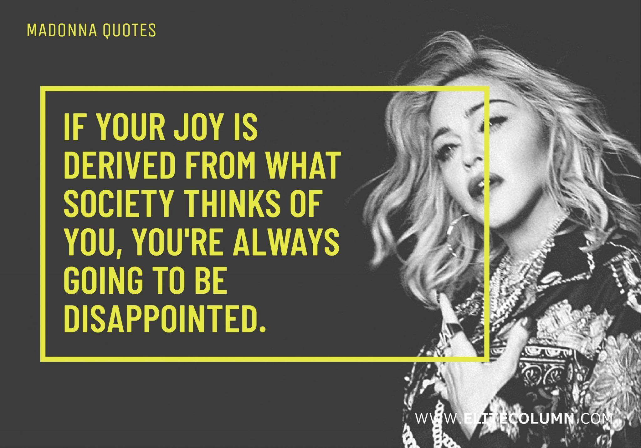 Madonna Quotes (12)