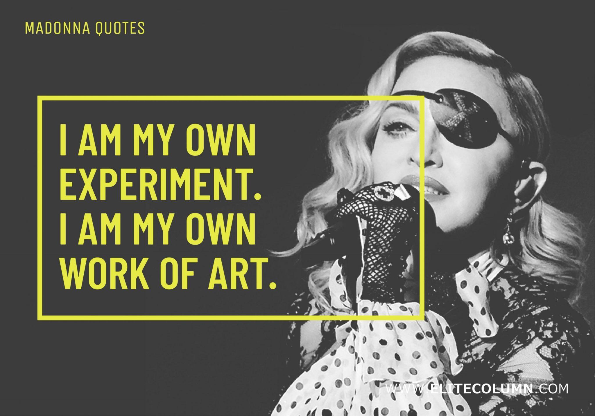 Madonna Quotes (5)