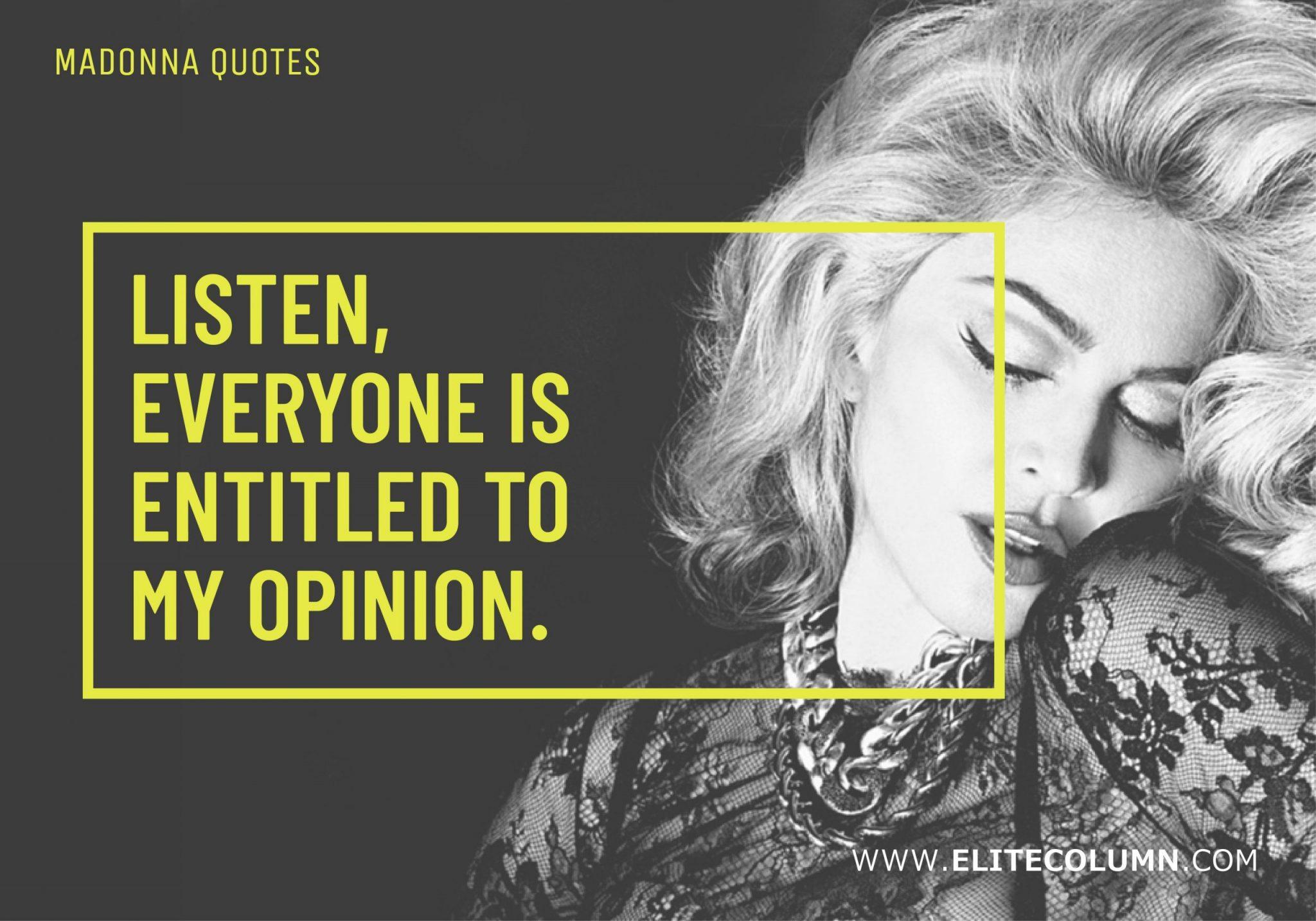 Madonna Quotes (8)