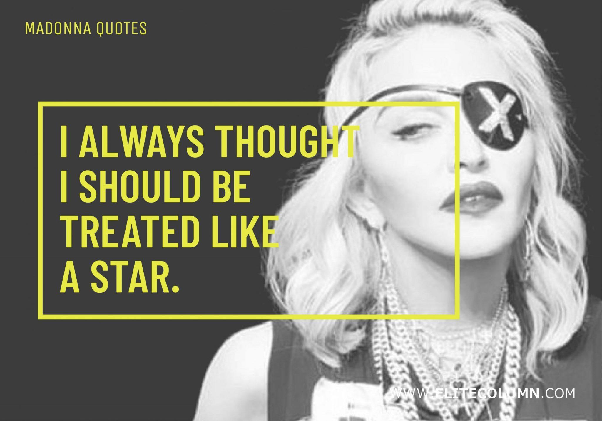 Madonna Quotes (9)