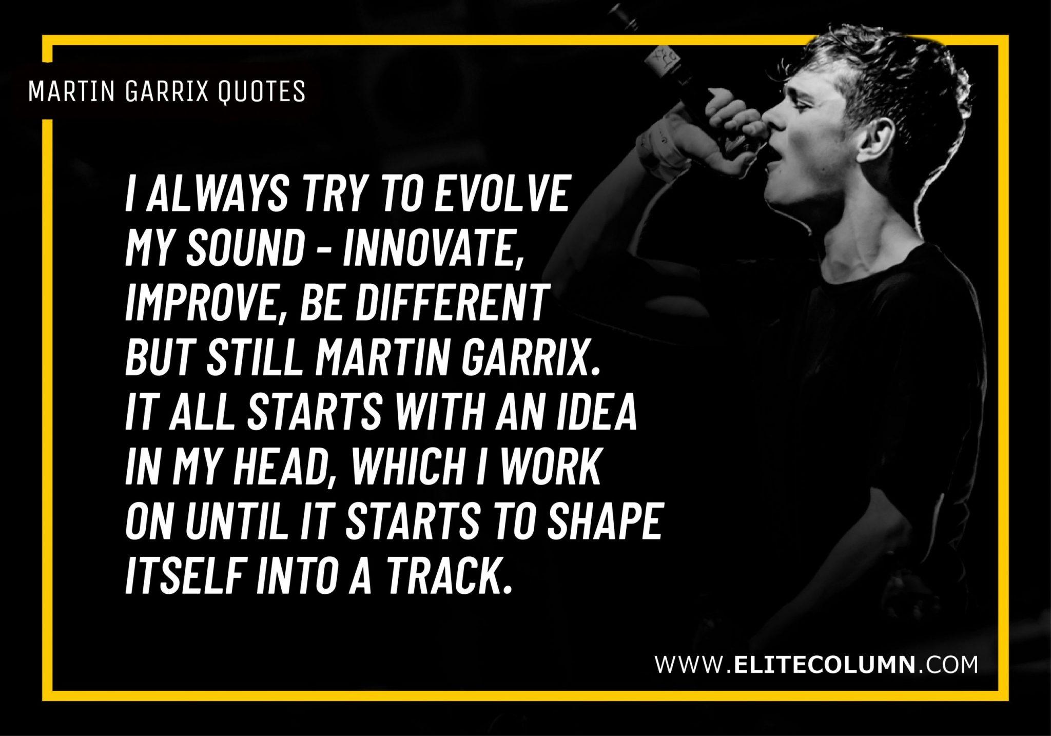 Martin Garrix Quotes (10)