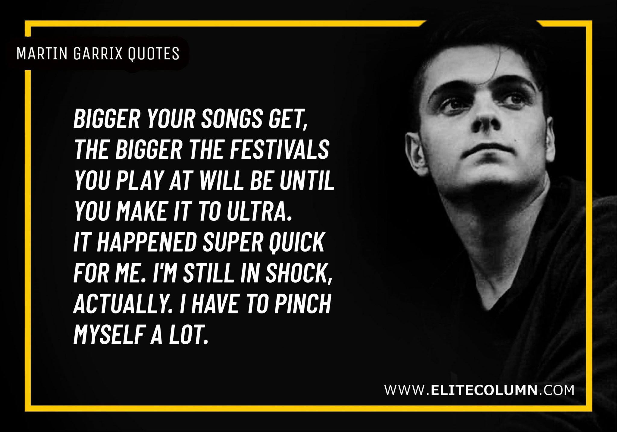 Martin Garrix Quotes (5)