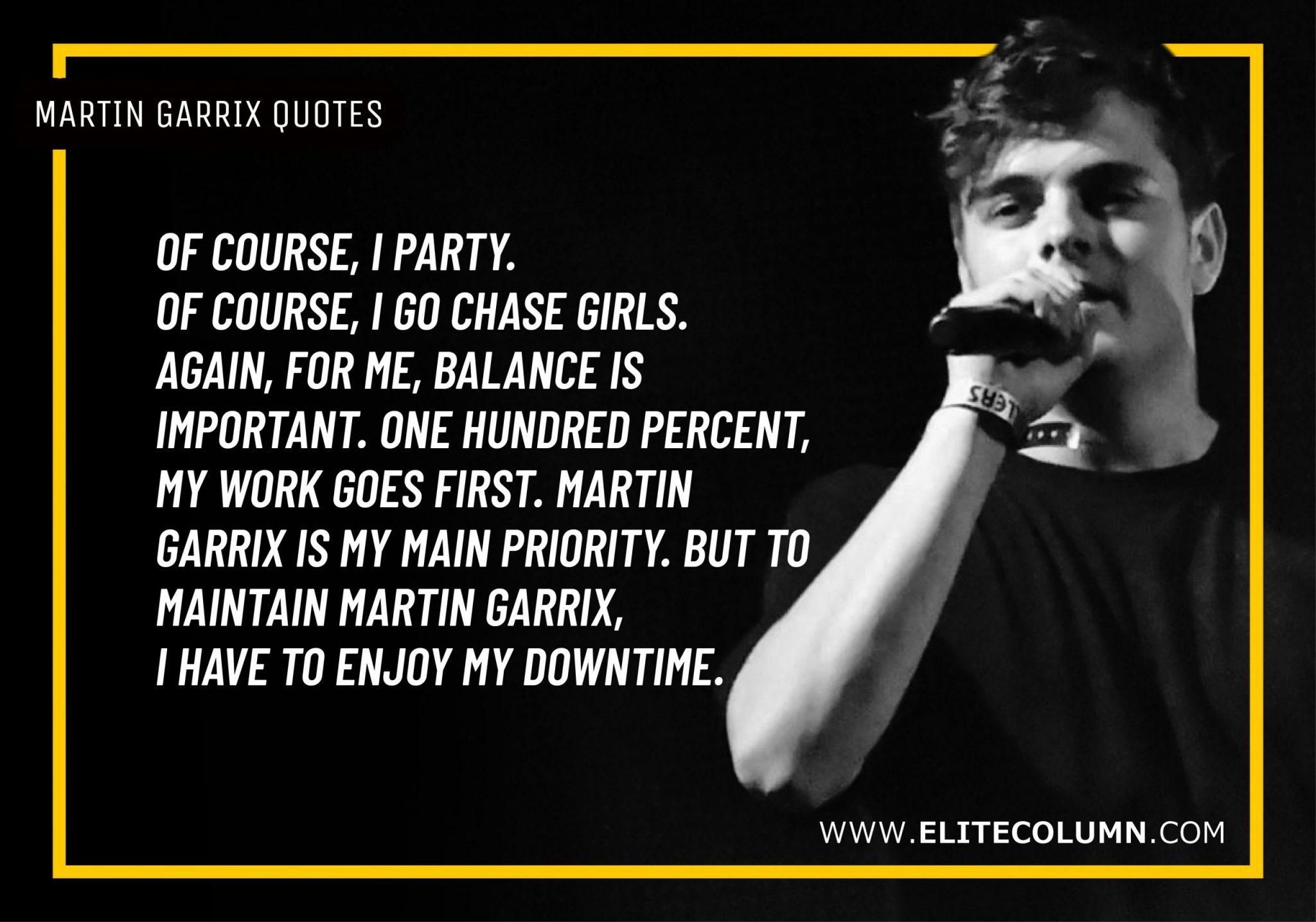 Martin Garrix Quotes (9)