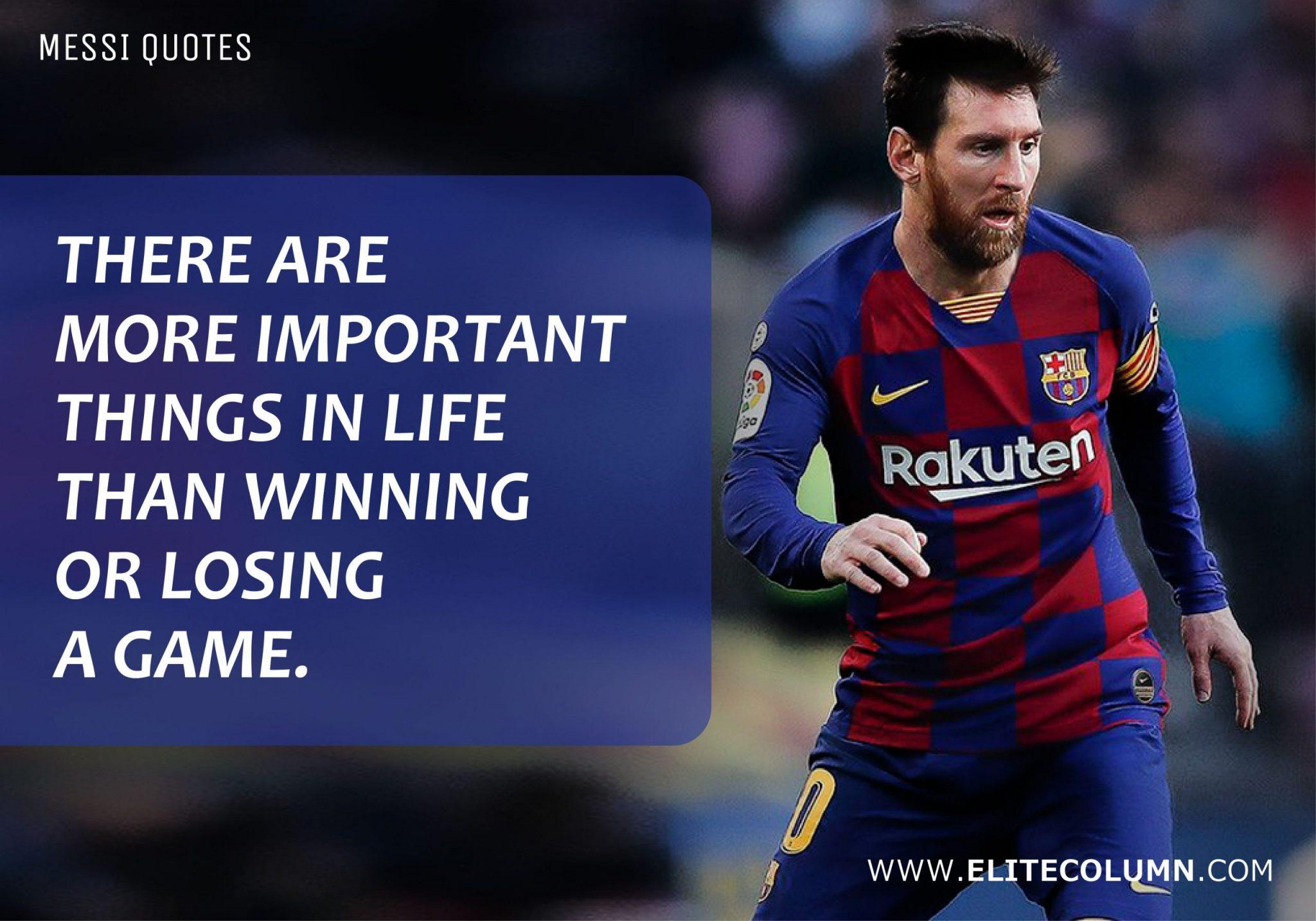Messi Quotes (5)