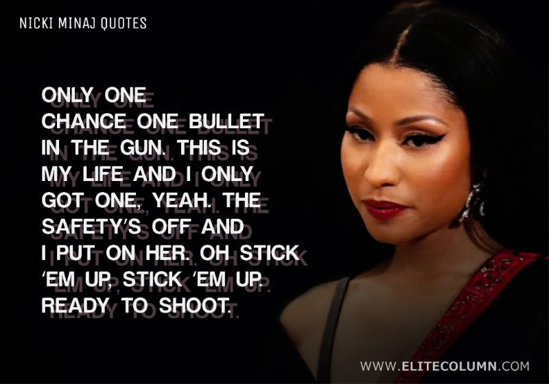 Nicki Minaj Quotes (10)