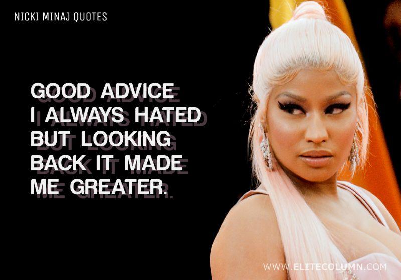 Nicki Minaj Quotes (3)