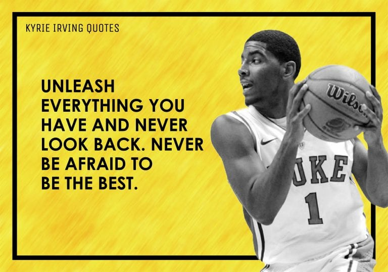 15 Kyrie Irving Quotes That Will Inspire You