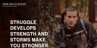 Bear Grylls Quotes (11)
