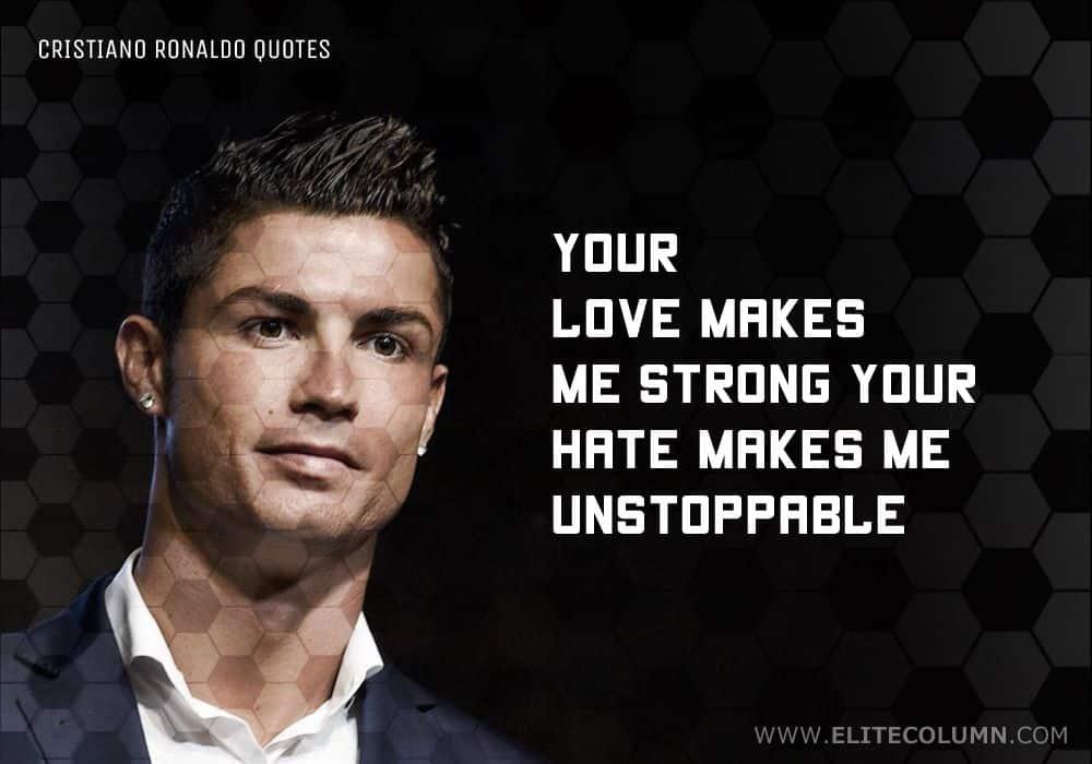 Cristiano Ronaldo Quotes (1)