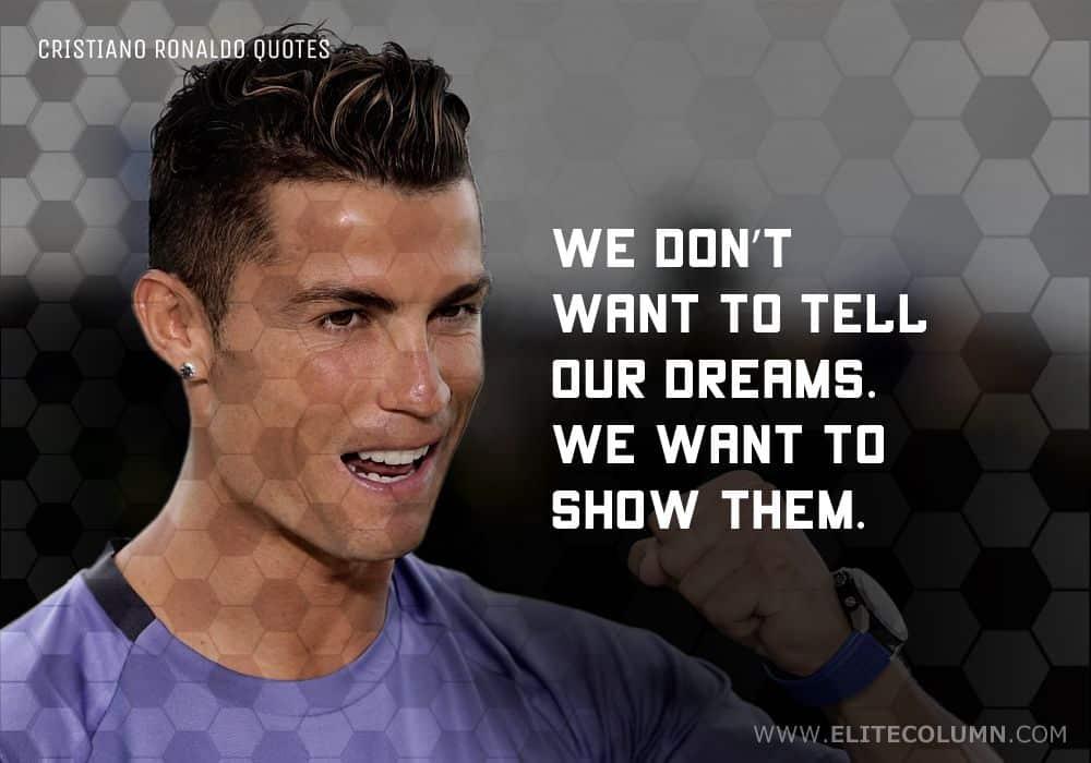 Cristiano Ronaldo Quotes (3)
