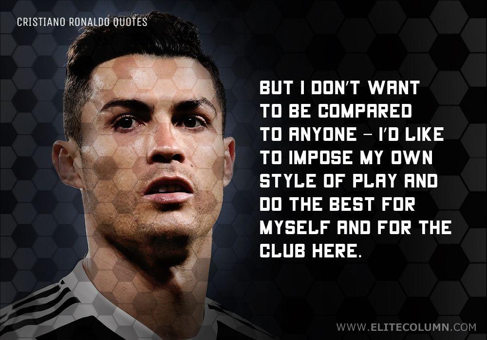 Cristiano Ronaldo Quotes (8)