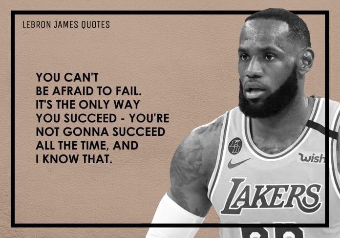 LeBron James Quotes (2)